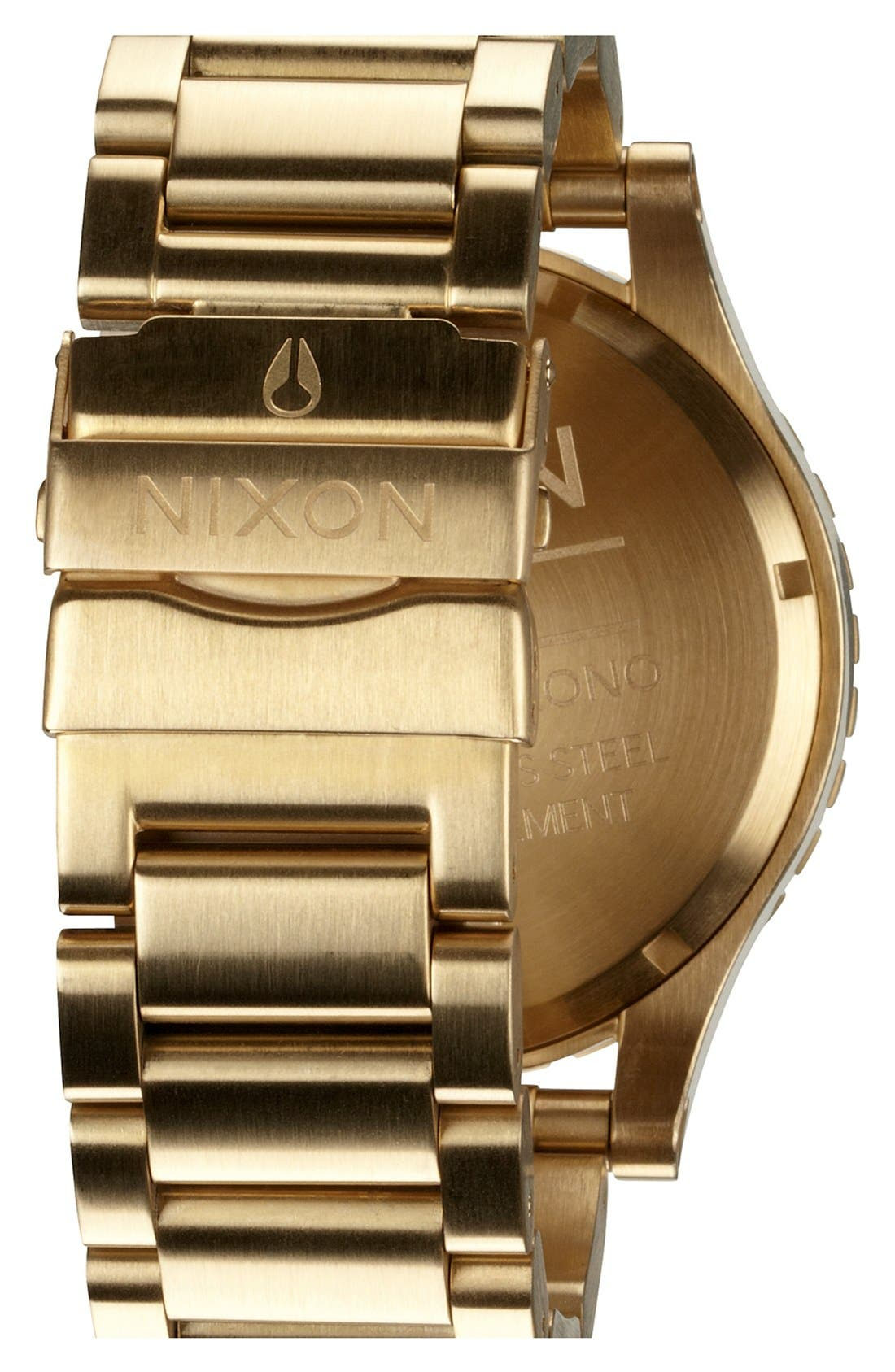 Alternate Image 2  - Nixon 'The 51-30 Chrono' Watch, 51mm