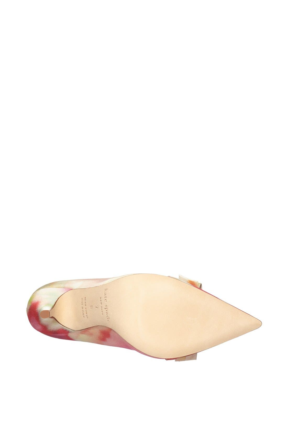 Alternate Image 4  - kate spade 'lilia' pump