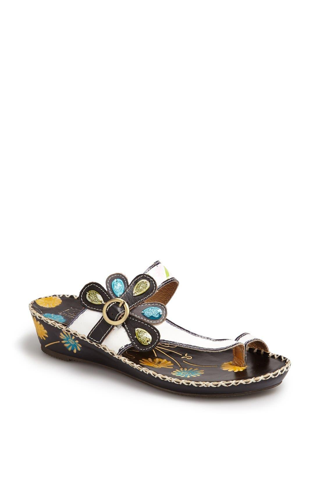Alternate Image 1 Selected - Spring Step 'Santorini' Sandal