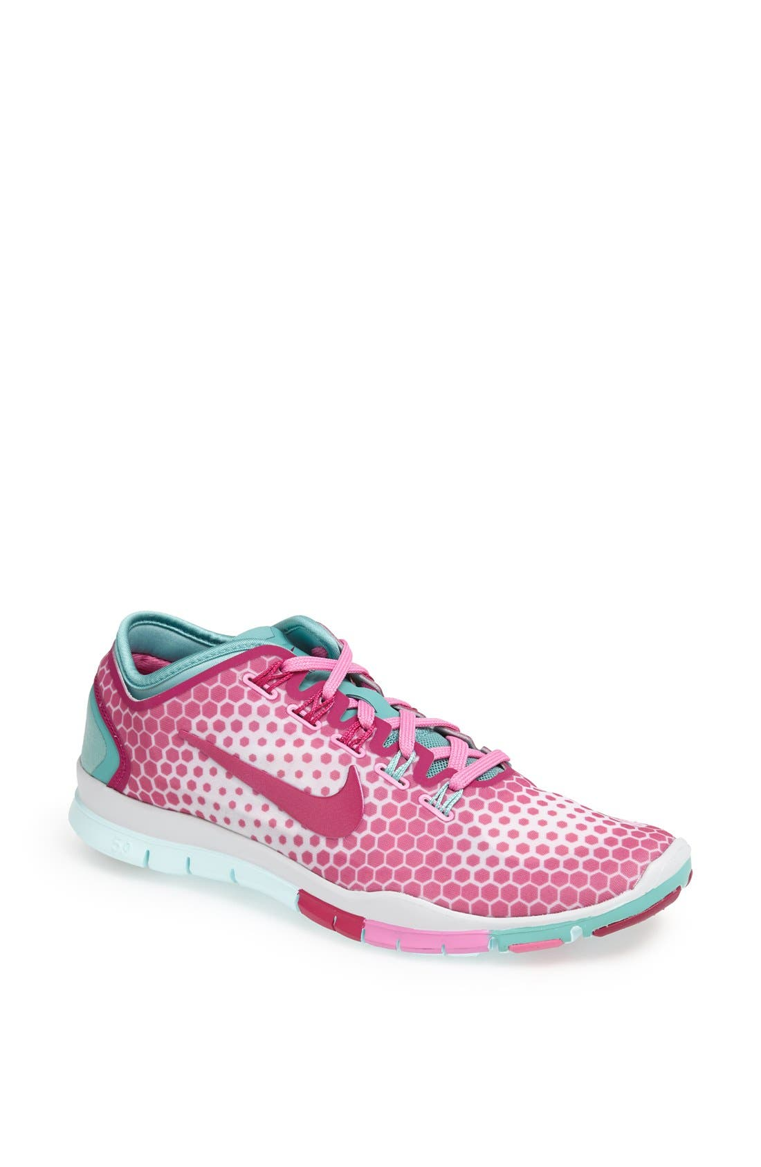 Alternate Image 1 Selected - Nike 'Free TR Connect 2' Training Shoe (Women)