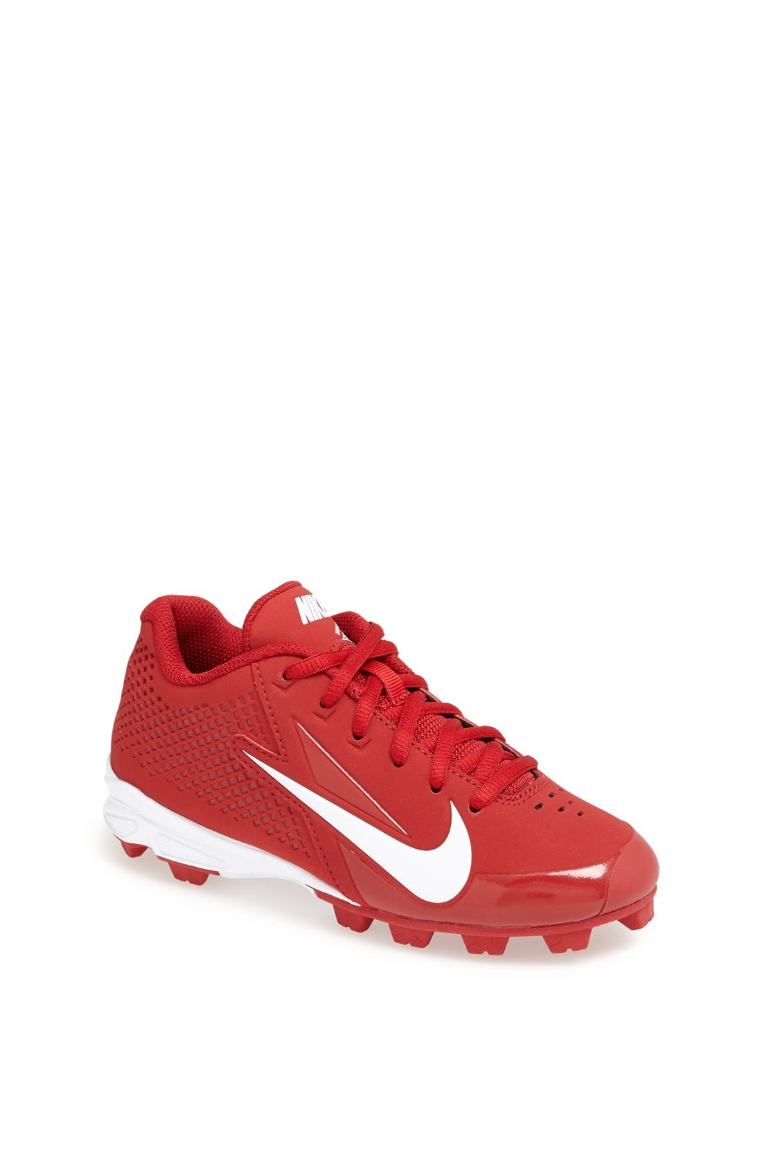 Alternate Image 1 Selected - Nike 'Vapor Keystone Low' Baseball Cleat  (Little Kid & Big Kid)