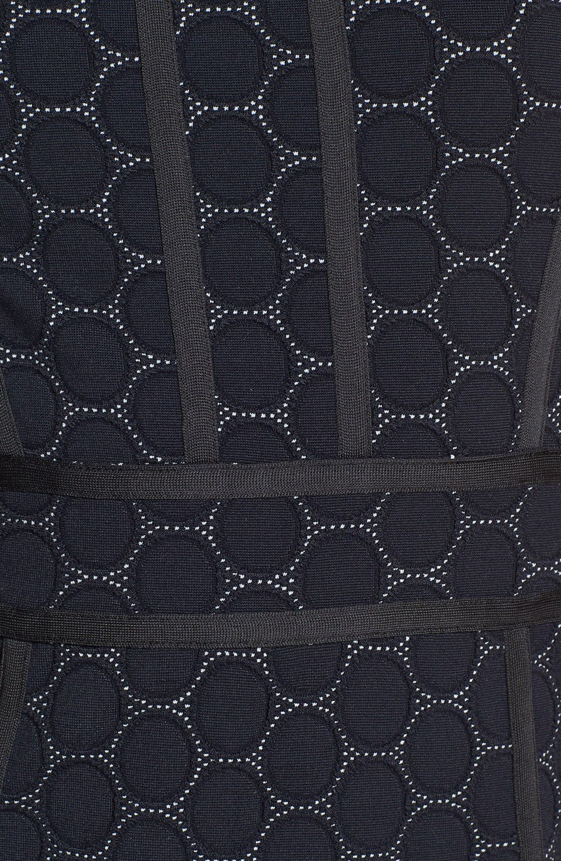 Alternate Image 3  - MARC BY MARC JACOBS 'Leyna Dotty' Ponte Shift Dress