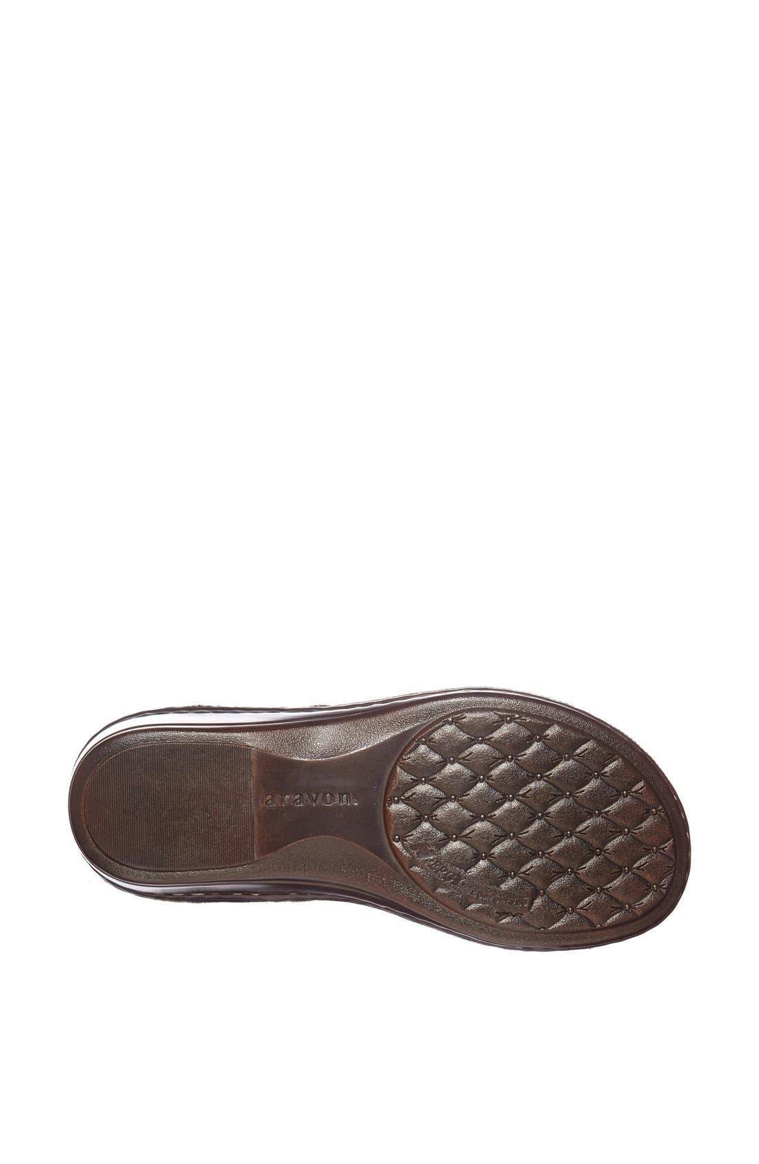 Alternate Image 4  - Aravon Sandal