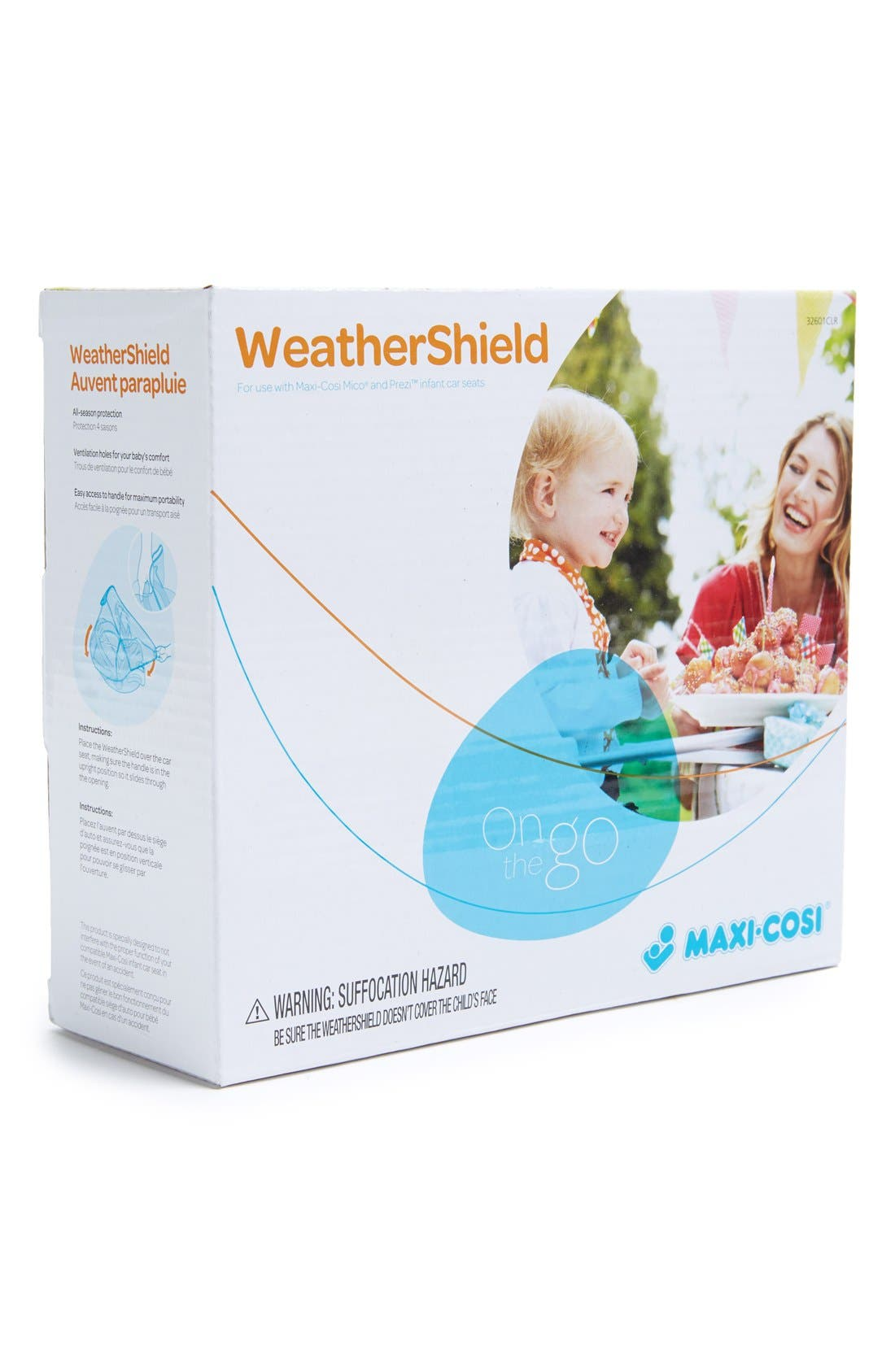 Alternate Image 2  - Maxi-Cosi® Car Seat Weathershield