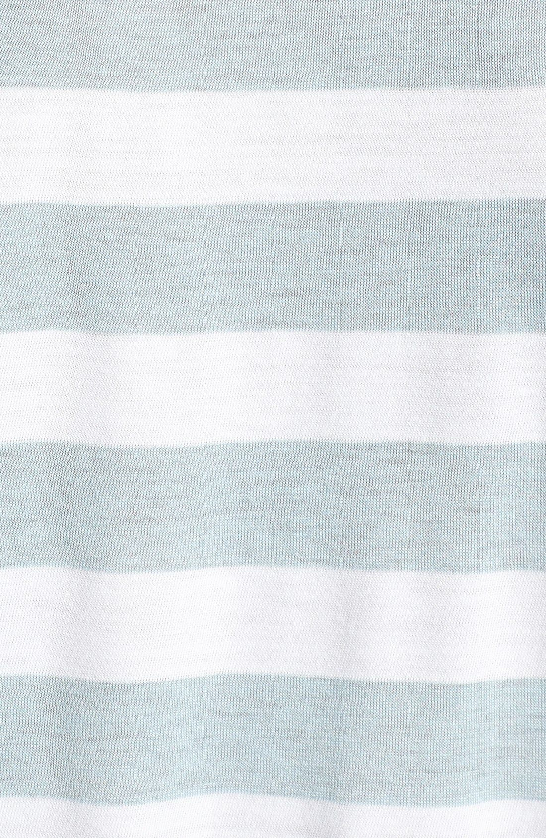 Alternate Image 3  - Painted Threads Button Placket Tee (Juniors)