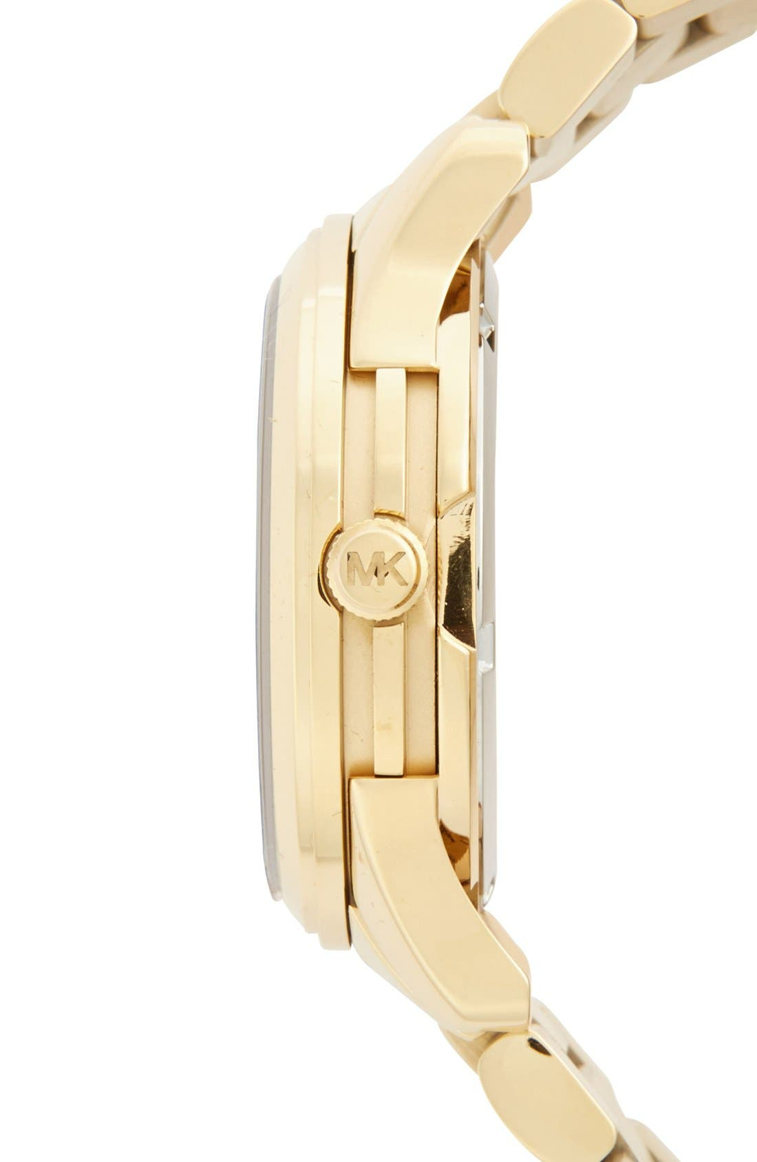 Alternate Image 3  - Michael Kors 'Jet Set Sport' Watch, 38mm