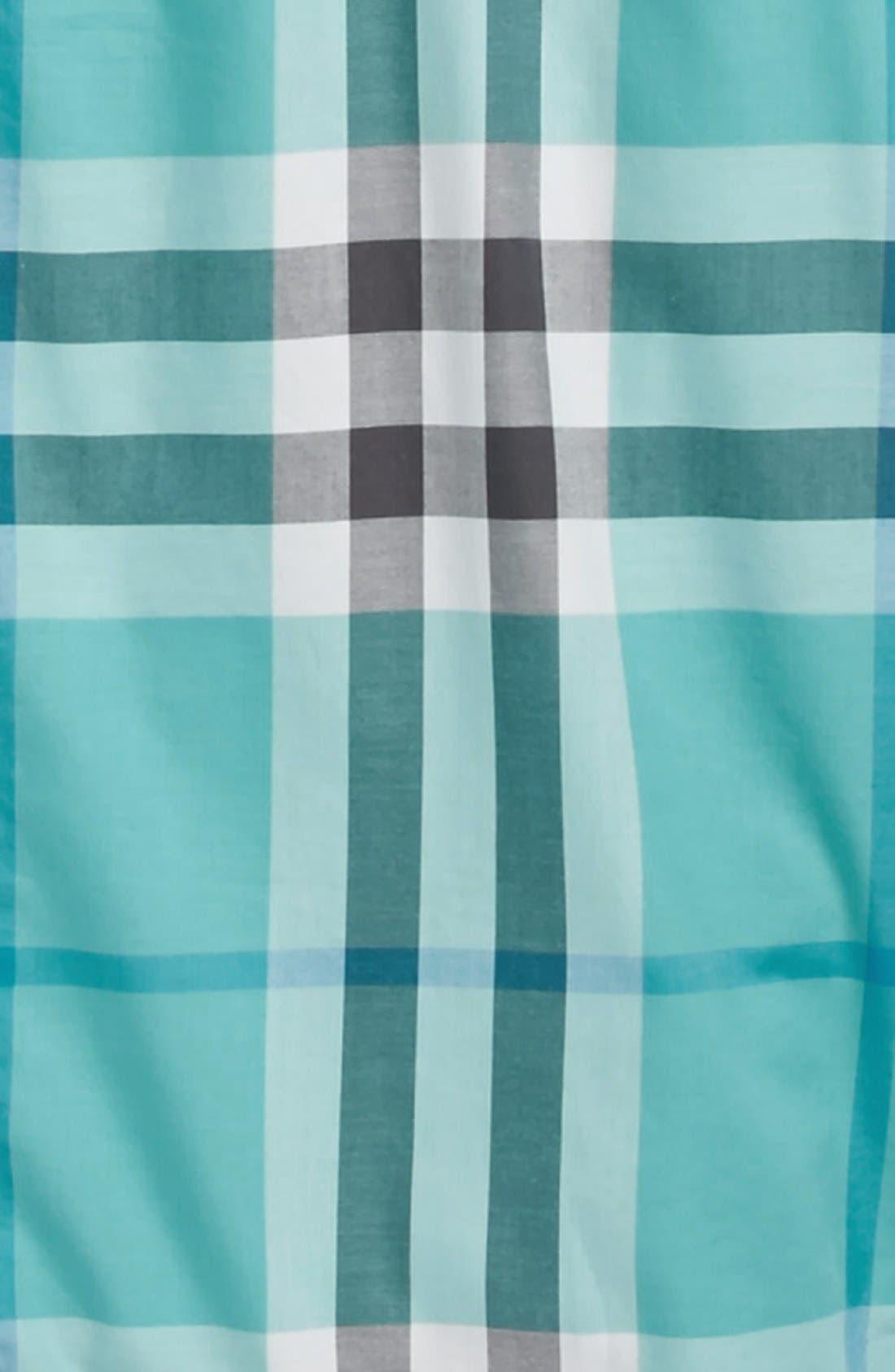 Alternate Image 3  - Burberry Brit 'Rhys' Short Sleeve Sport Shirt