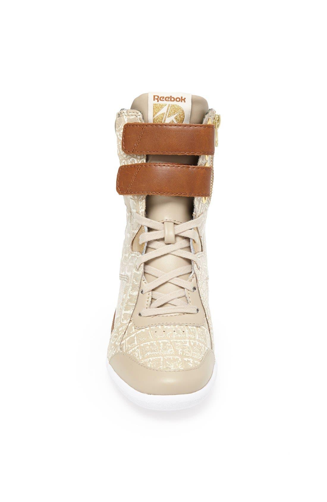 Alternate Image 3  - Reebok Wedge Sneaker