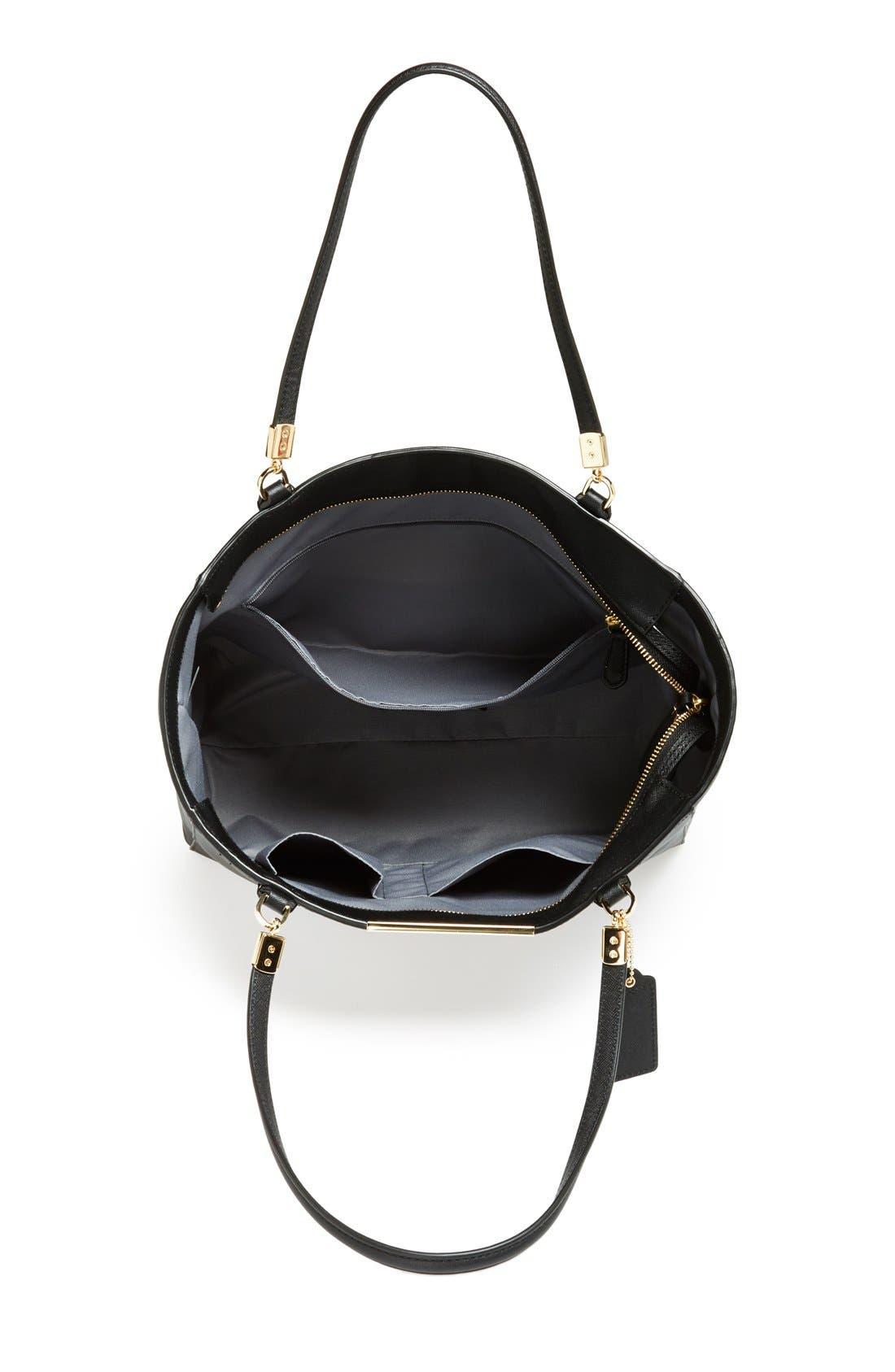 Alternate Image 3  - COACH 'Madison' Saffiano Leather Tote