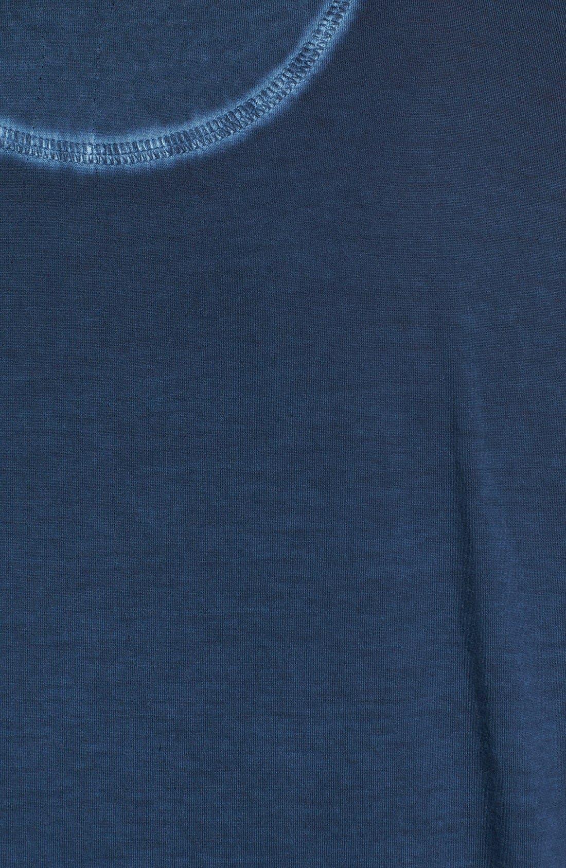 Alternate Image 3  - Daniel Buchler Peruvian Pima Cotton T-Shirt