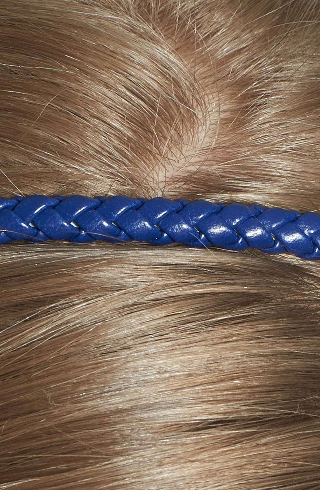 Alternate Image 2  - L. Erickson Braided Headband