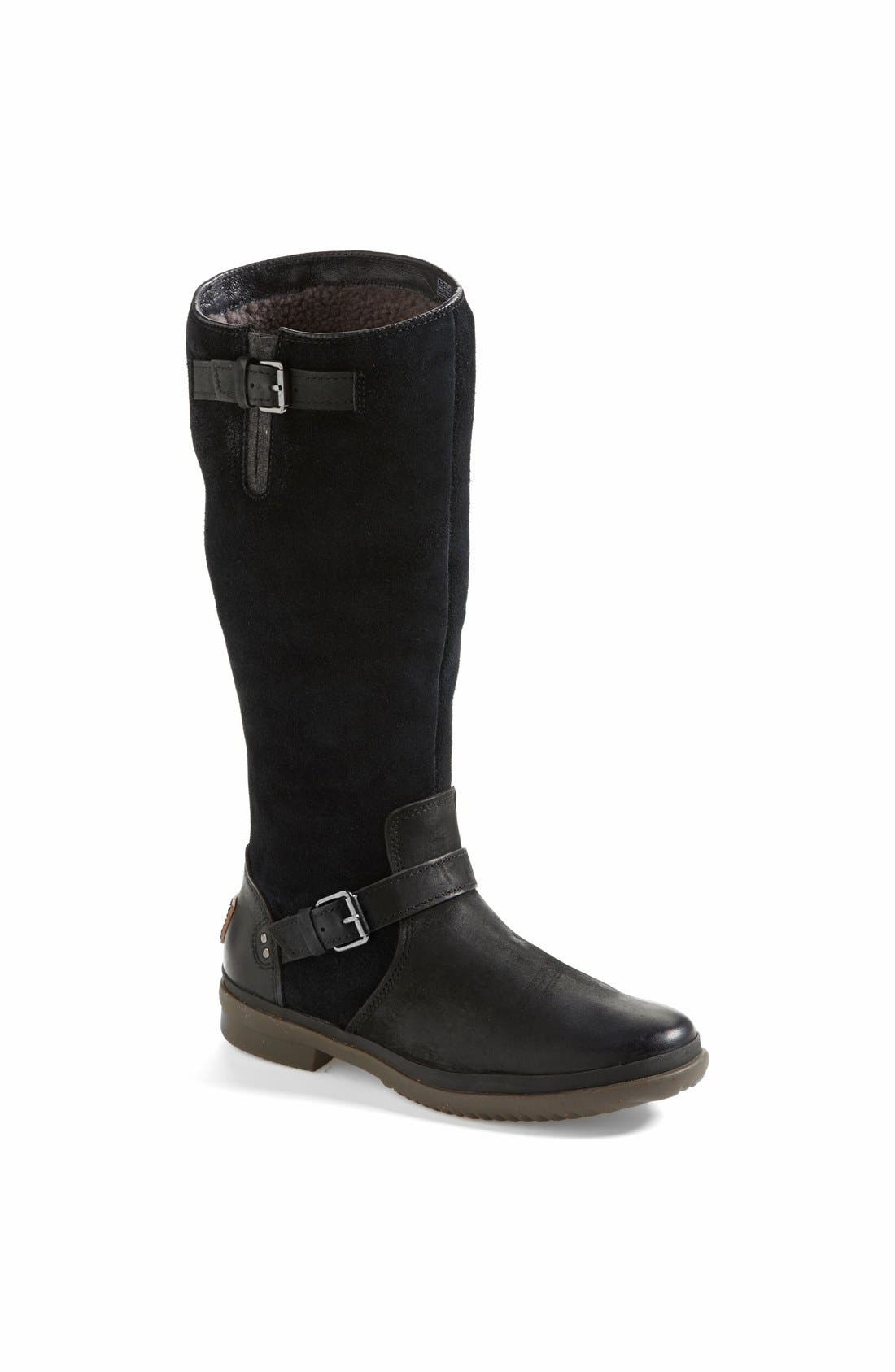 Main Image - UGG® 'Thomsen' Waterproof Leather Knee High Boot ...
