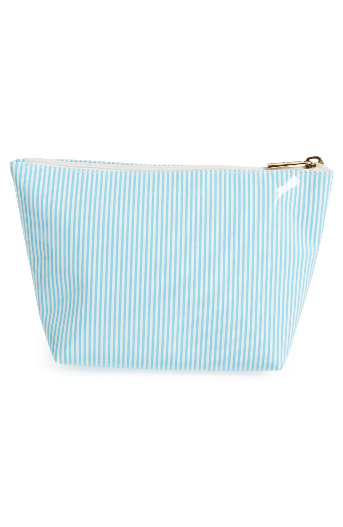 Alternate Image 4  - Lolo 'Avery Stripe - Medium' Cosmetics Case