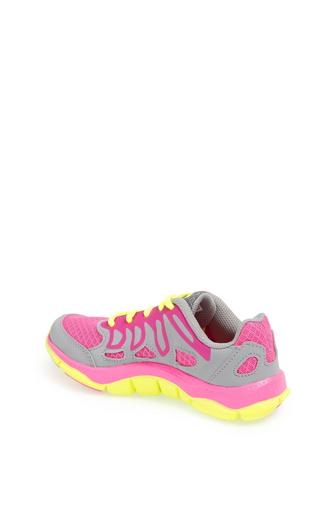Alternate Image 2  - Under Armour 'Engage' Running Shoe (Toddler & Little Kid)