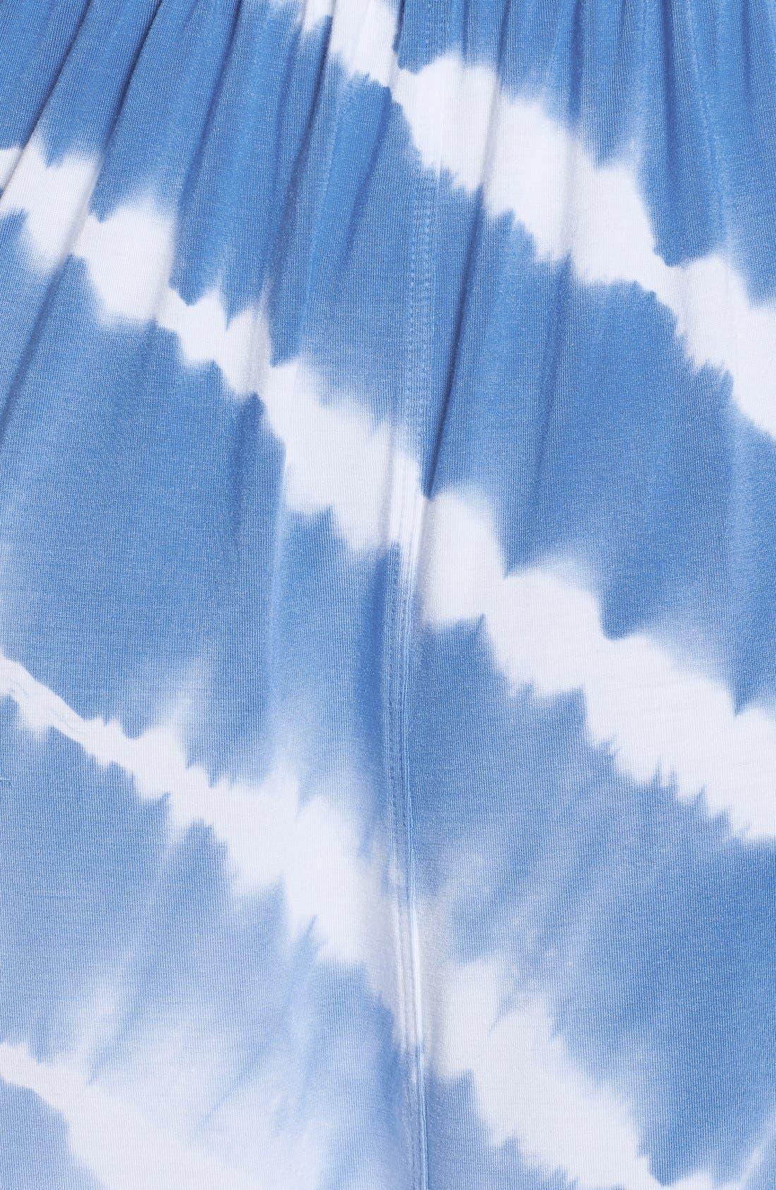 Alternate Image 3  - Hard Tail Drop Back Maxi Dress