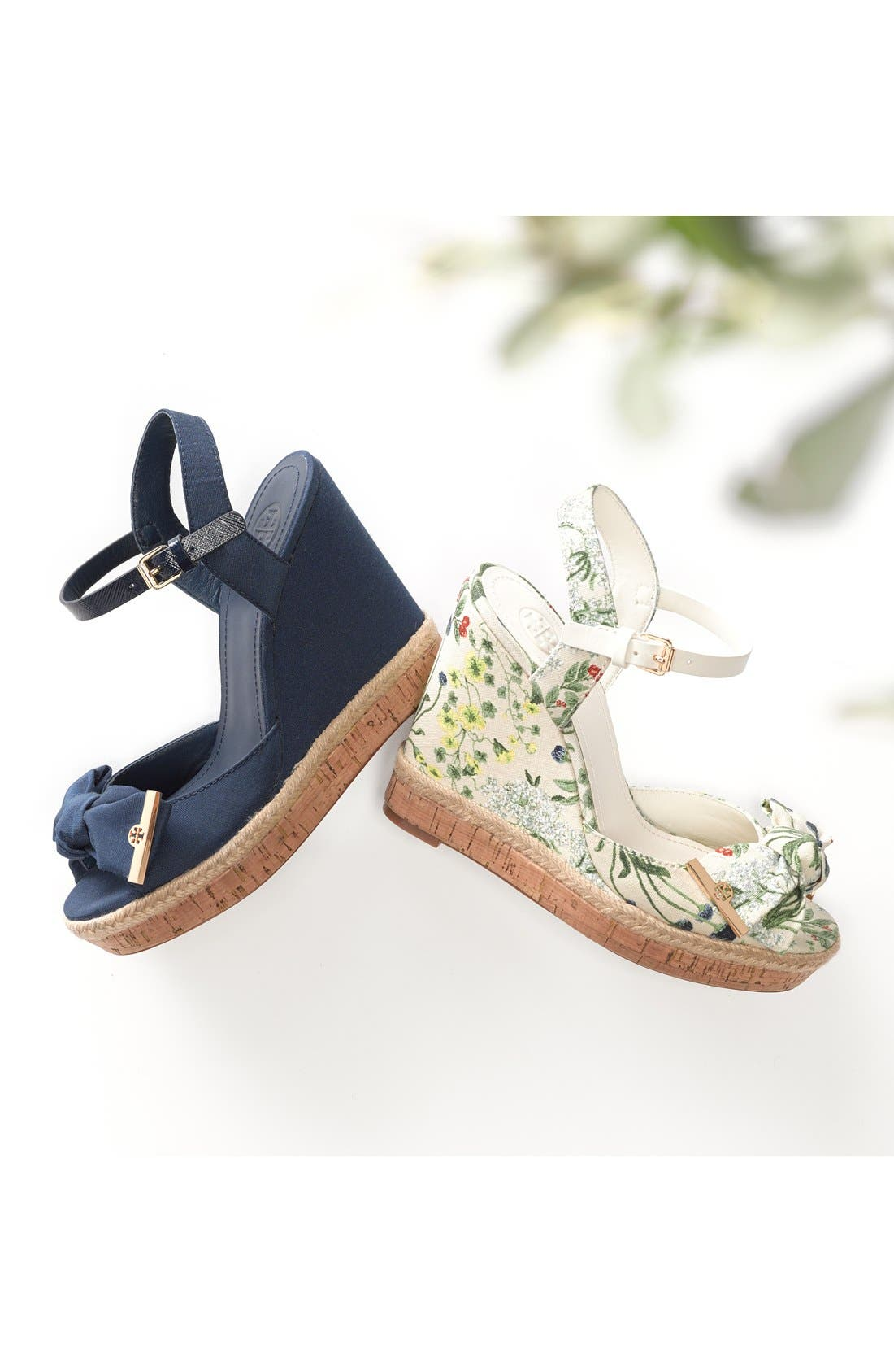 Alternate Image 5  - Tory Burch 'Penny' Wedge Sandal
