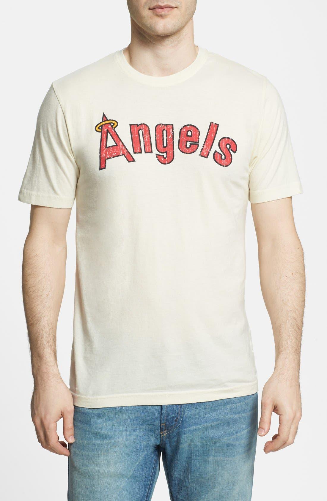 Main Image - Red Jacket 'Los Angeles Angels' T-Shirt (Men)