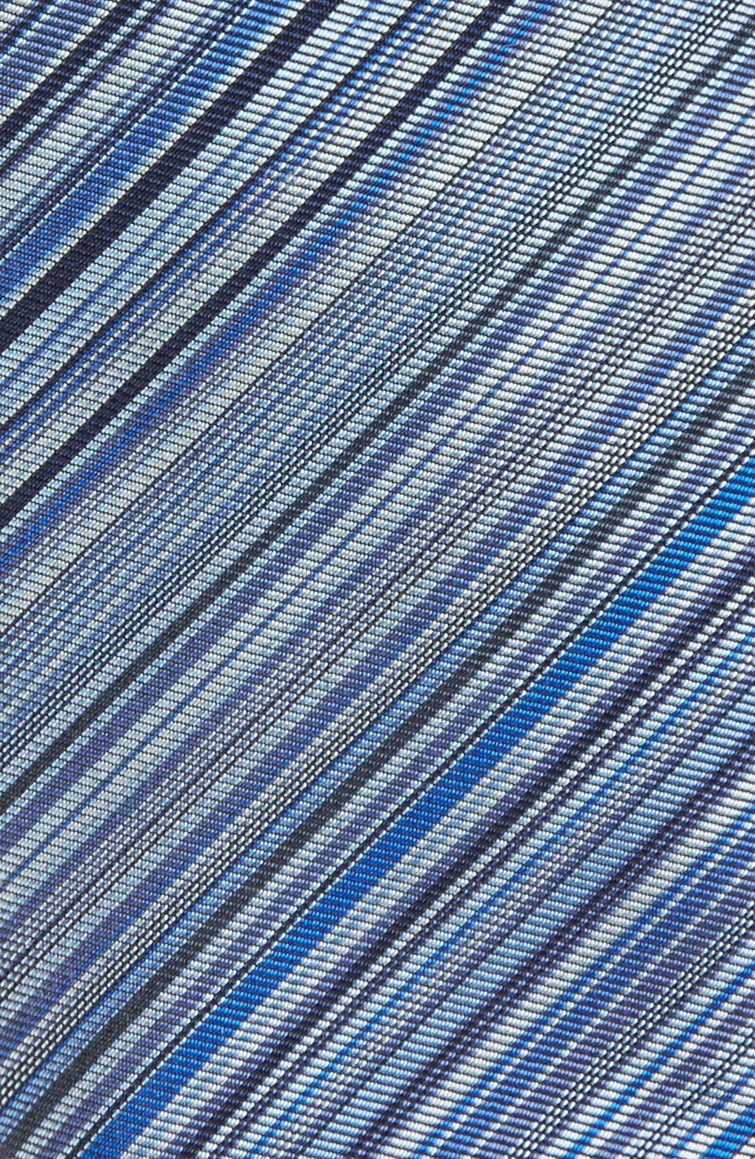 Alternate Image 2  - Paul Smith Stripe Silk Tie