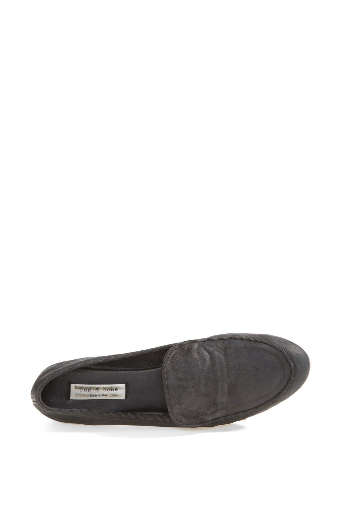 Alternate Image 3  - rag & bone 'Beeman' Loafer Flat