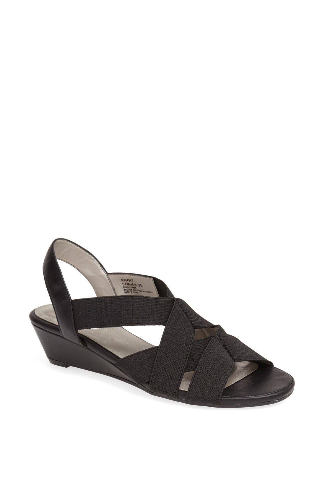 Main Image - Me Too 'Savana' Sandal