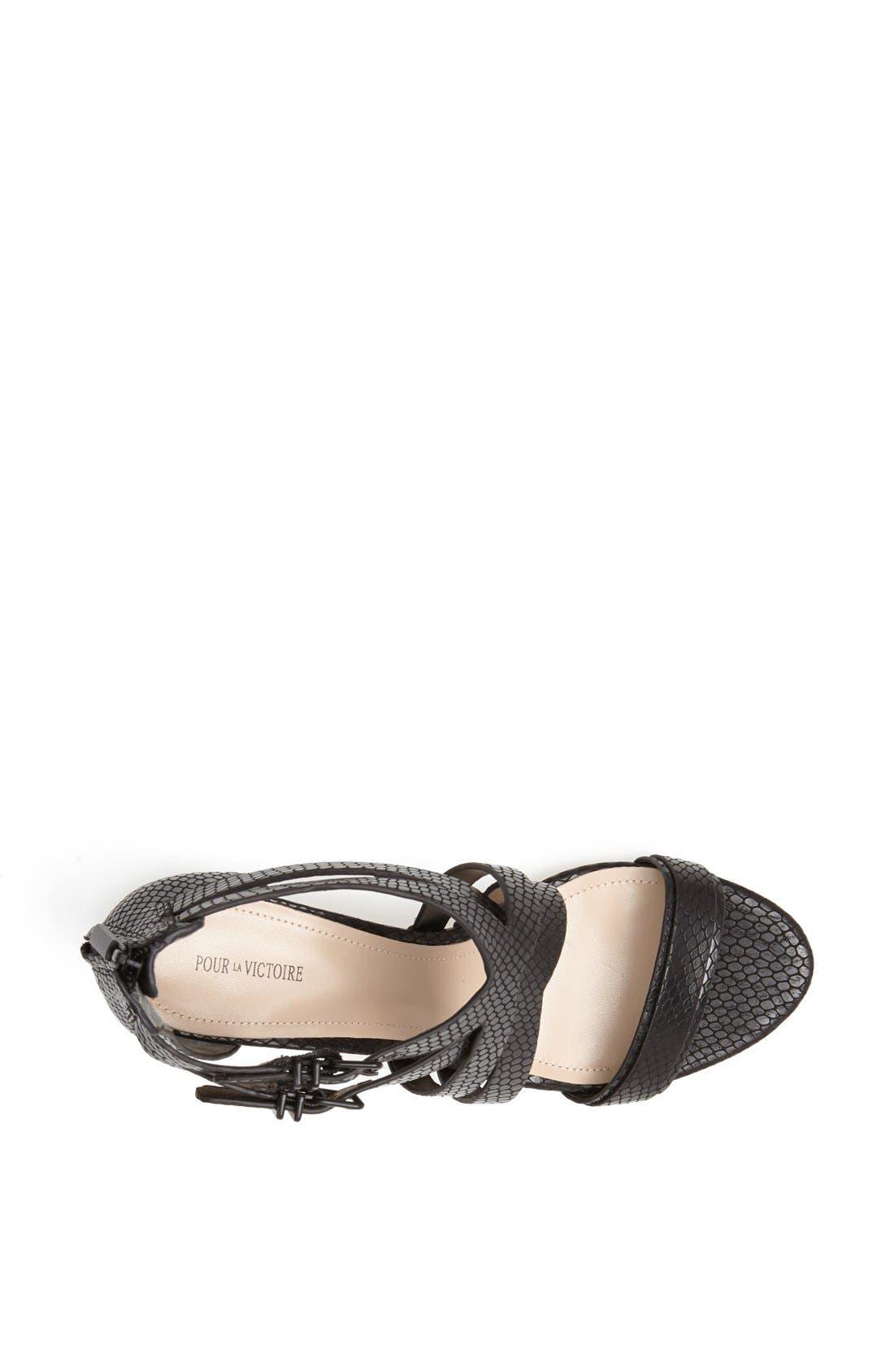 Alternate Image 3  - Pour la Victoire 'Que' Sandal