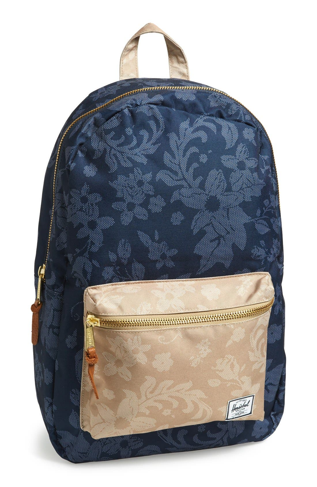 Alternate Image 1 Selected - Herschel Supply Co. 'Settlement' Backpack
