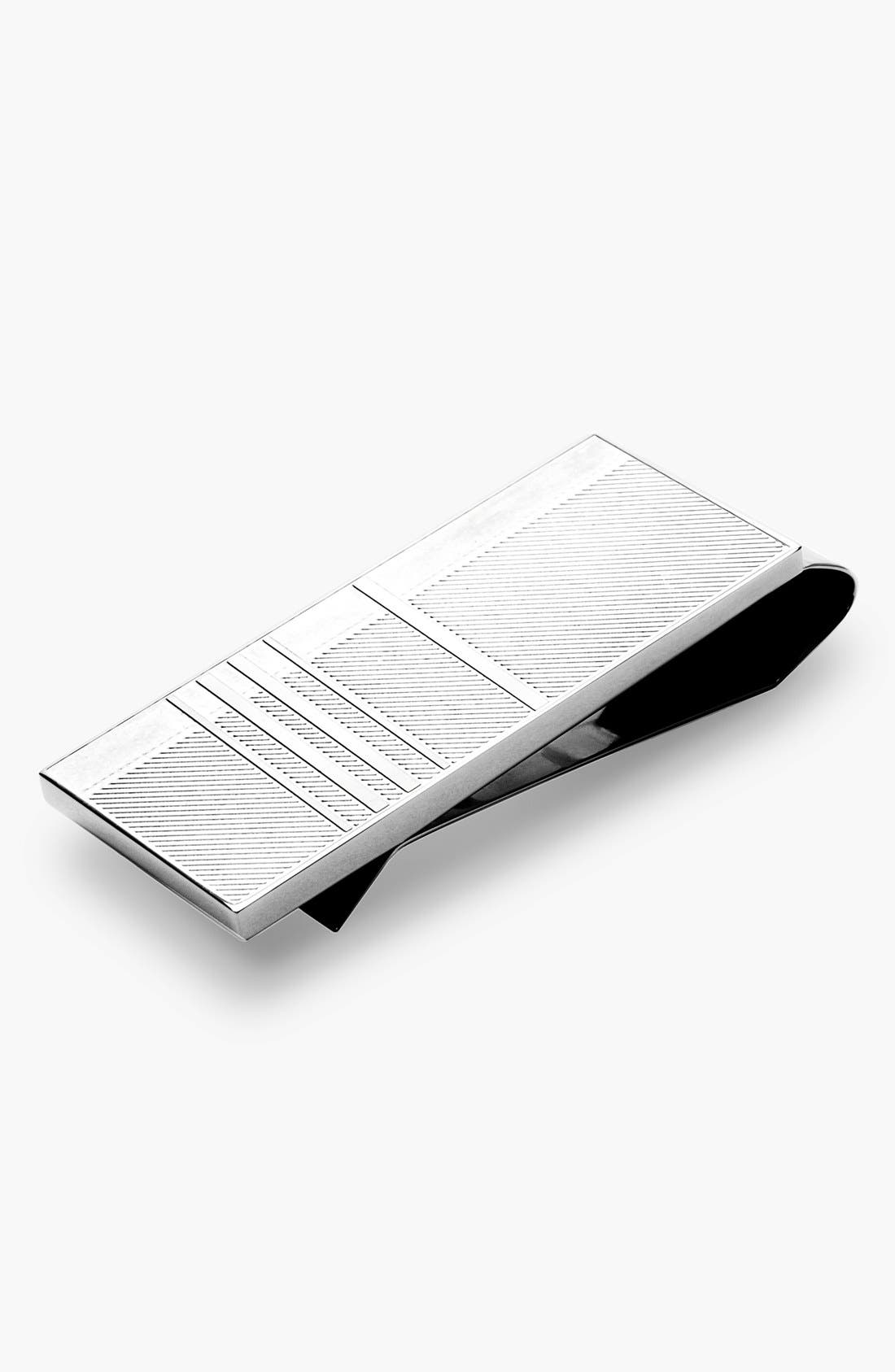 Alternate Image 1 Selected - Würkin Stiffs Plaid Money Clip