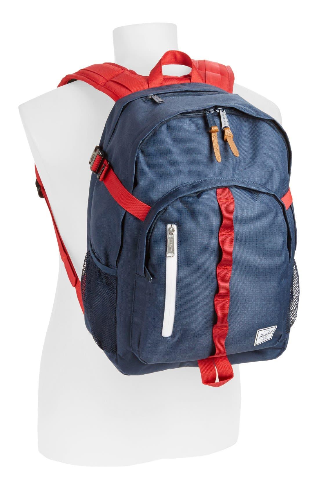 Alternate Image 4  - Herschel Supply Co. 'Parkgate' Backpack