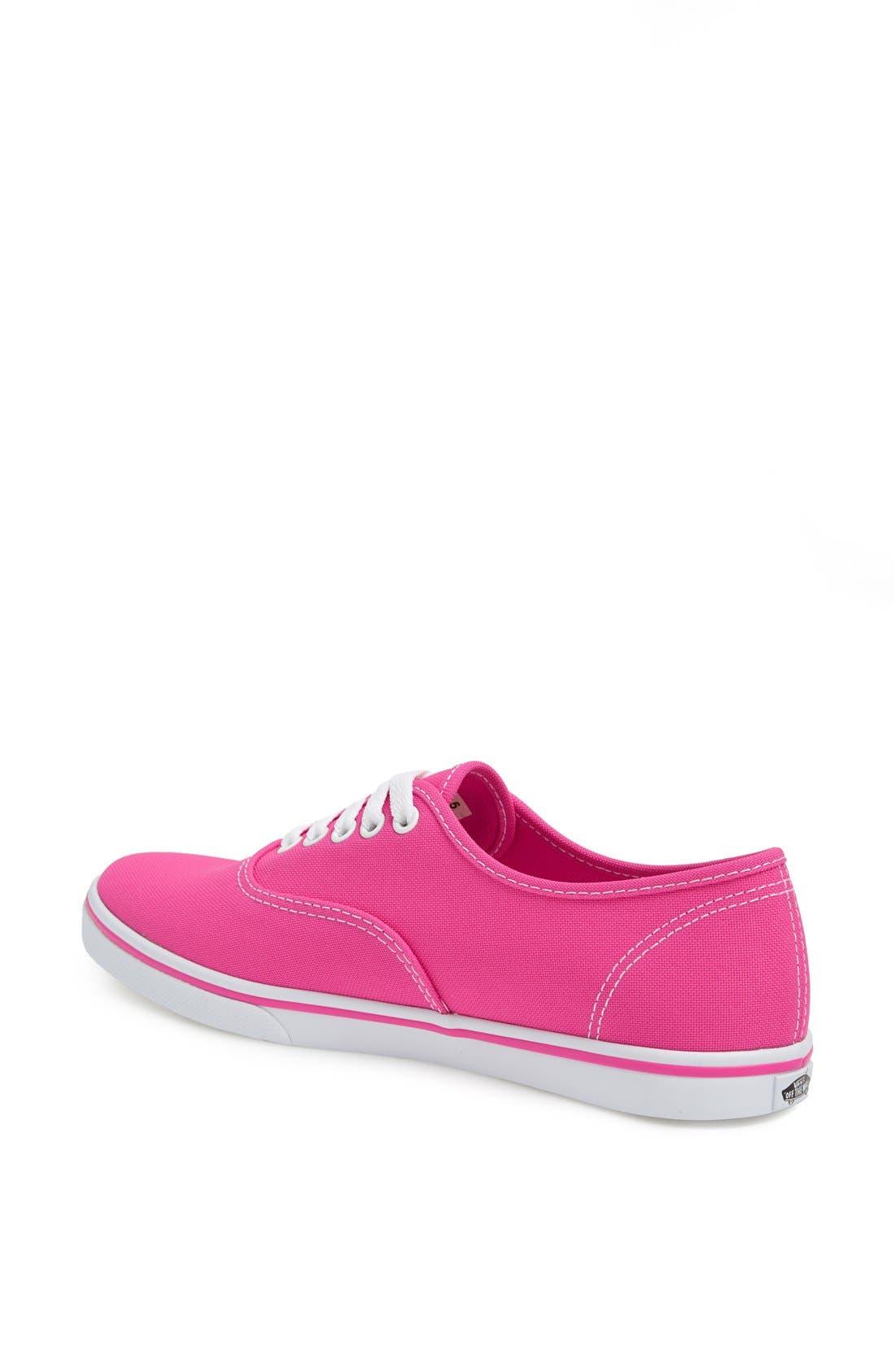 Alternate Image 2  - Vans 'Authentic - Lo Pro' Sneaker (Women)