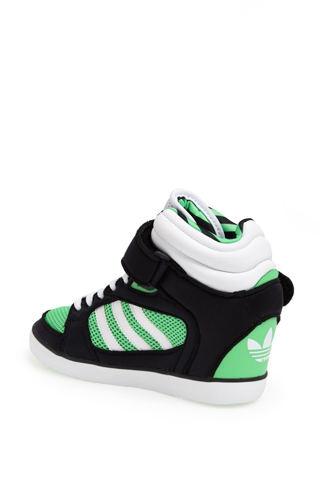 Alternate Image 2  - adidas 'Amerlight' Wedge Sneaker (Women)