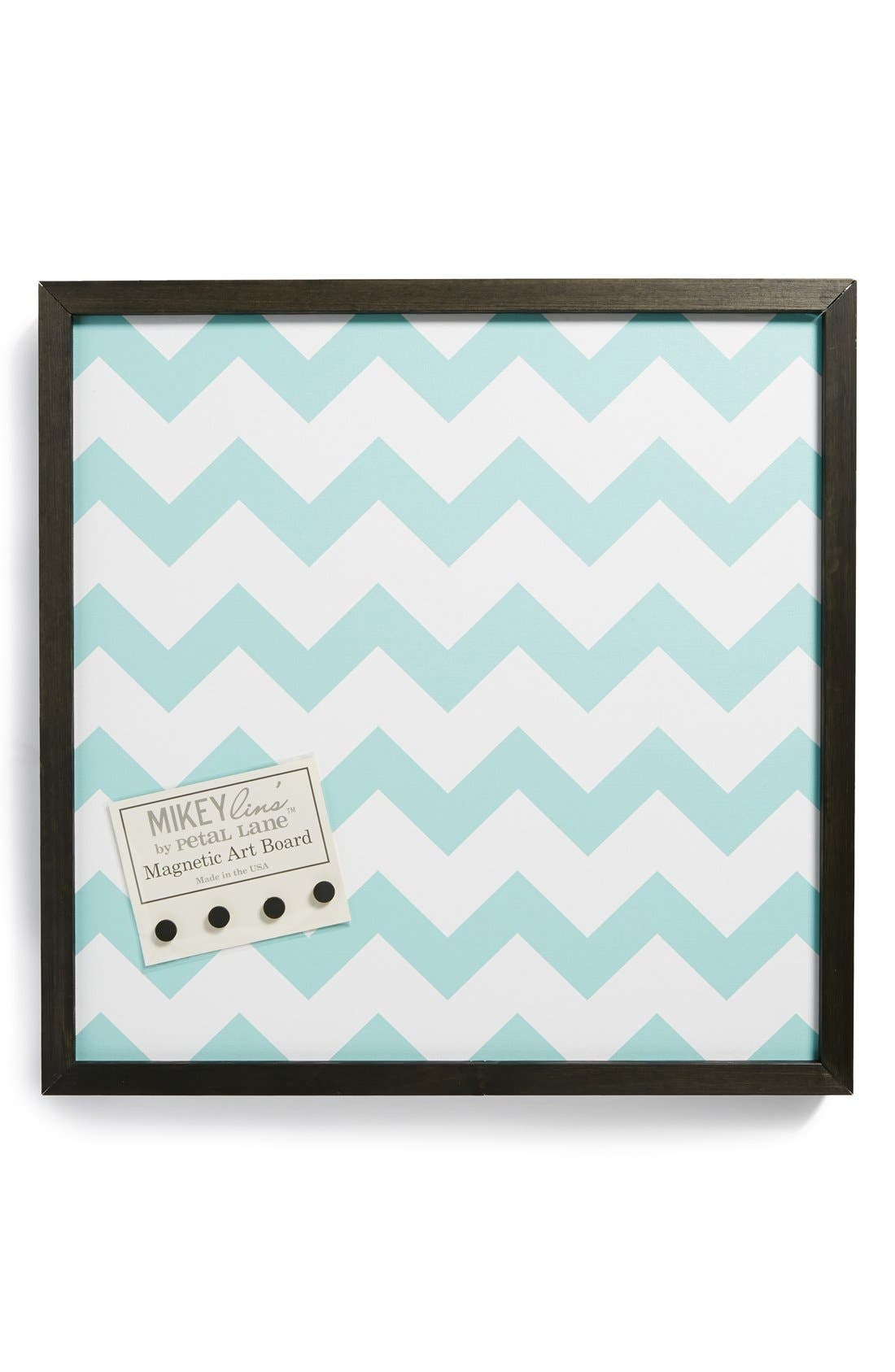 Main Image - Petal Lane 'Bailey' Framed Magnet Art Board