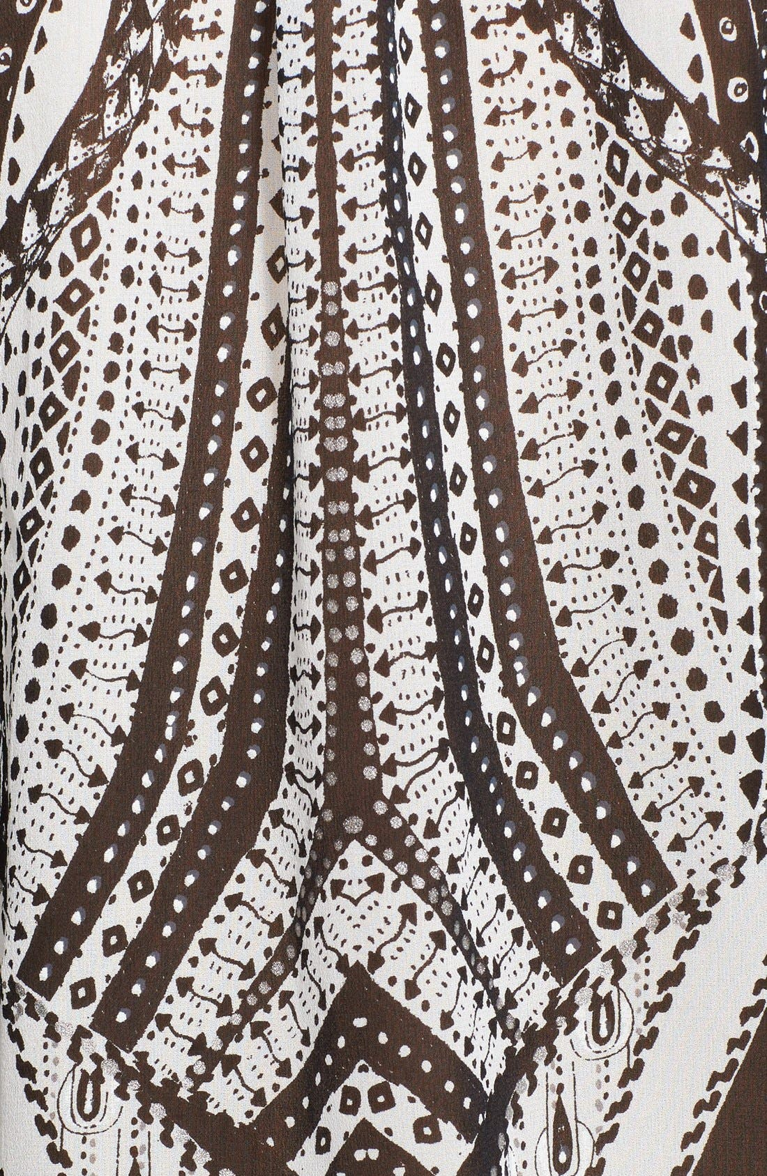 Alternate Image 3  - Roberto Cavalli Print Silk Blouse
