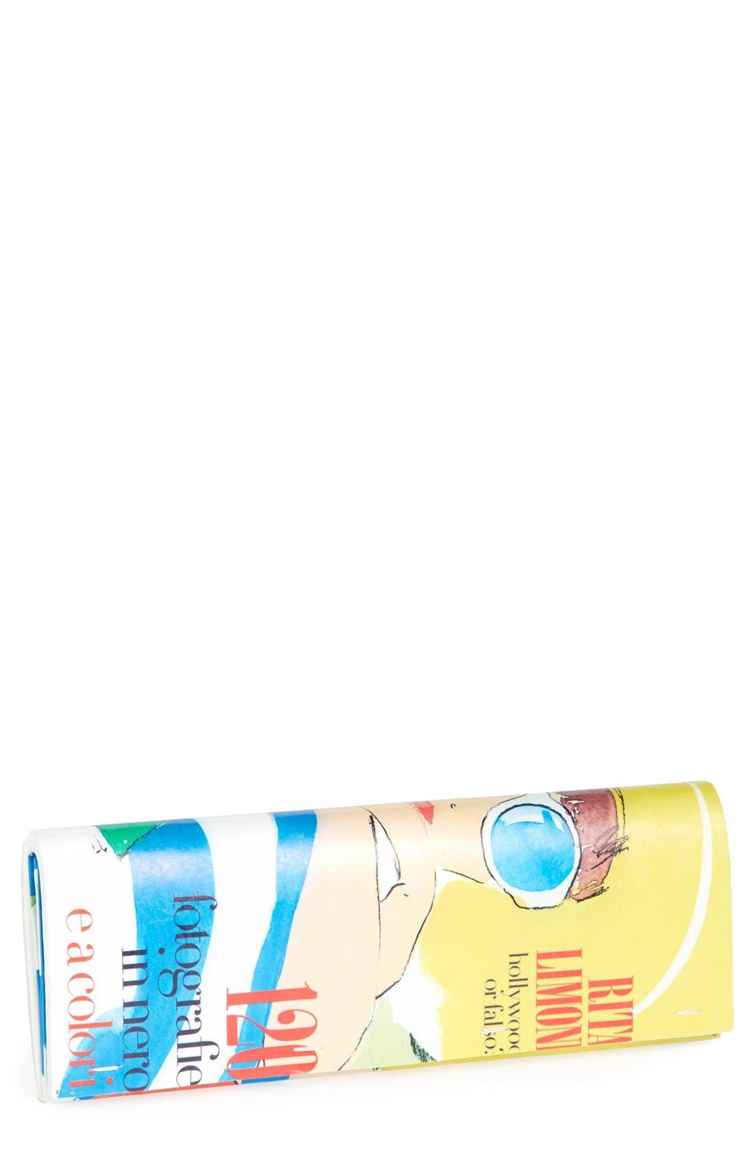 Alternate Image 1 Selected - kate spade new york 'via limoni vivi - bellamag' clutch