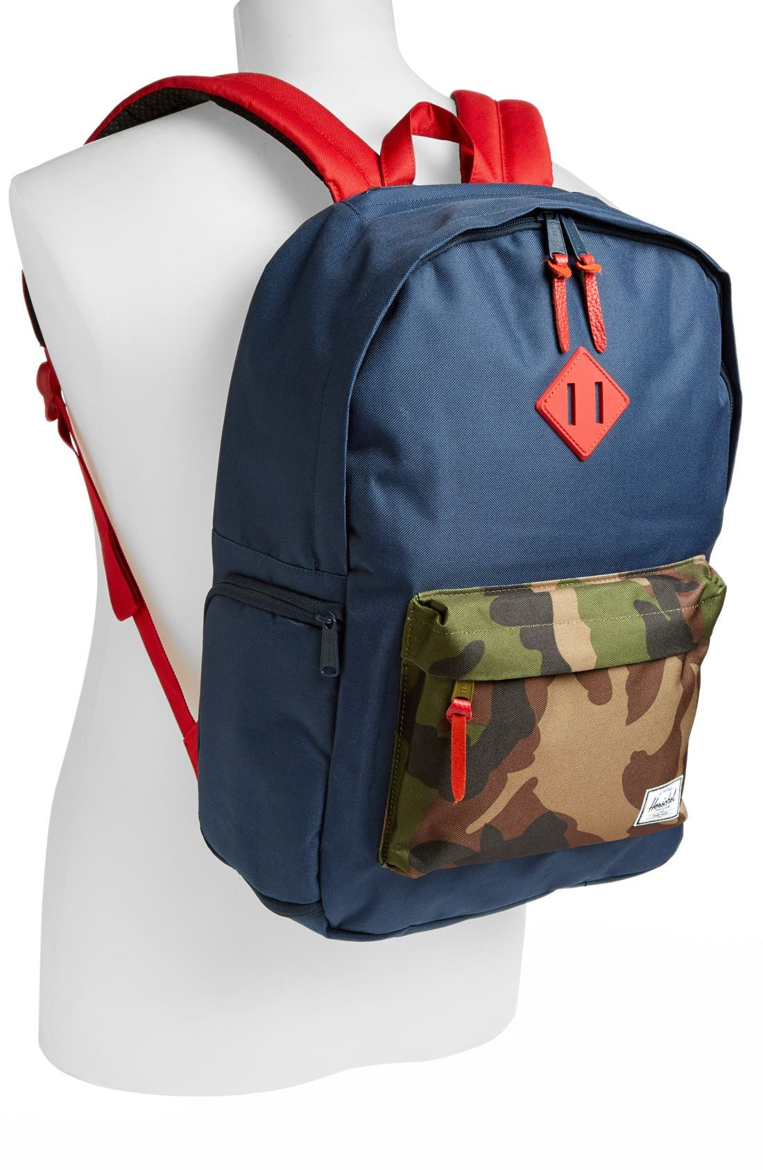 Alternate Image 5  - Herschel Supply Co. 'Heritage Plus' Backpack