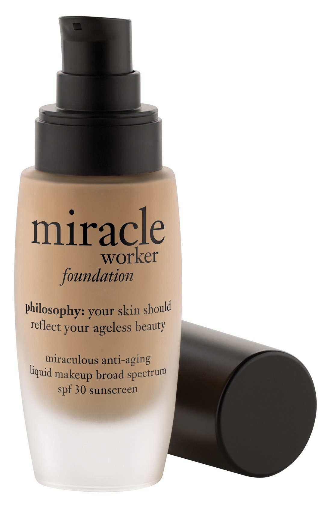 philosophy 'miracle worker' miraculous anti-aging foundation SPF 30