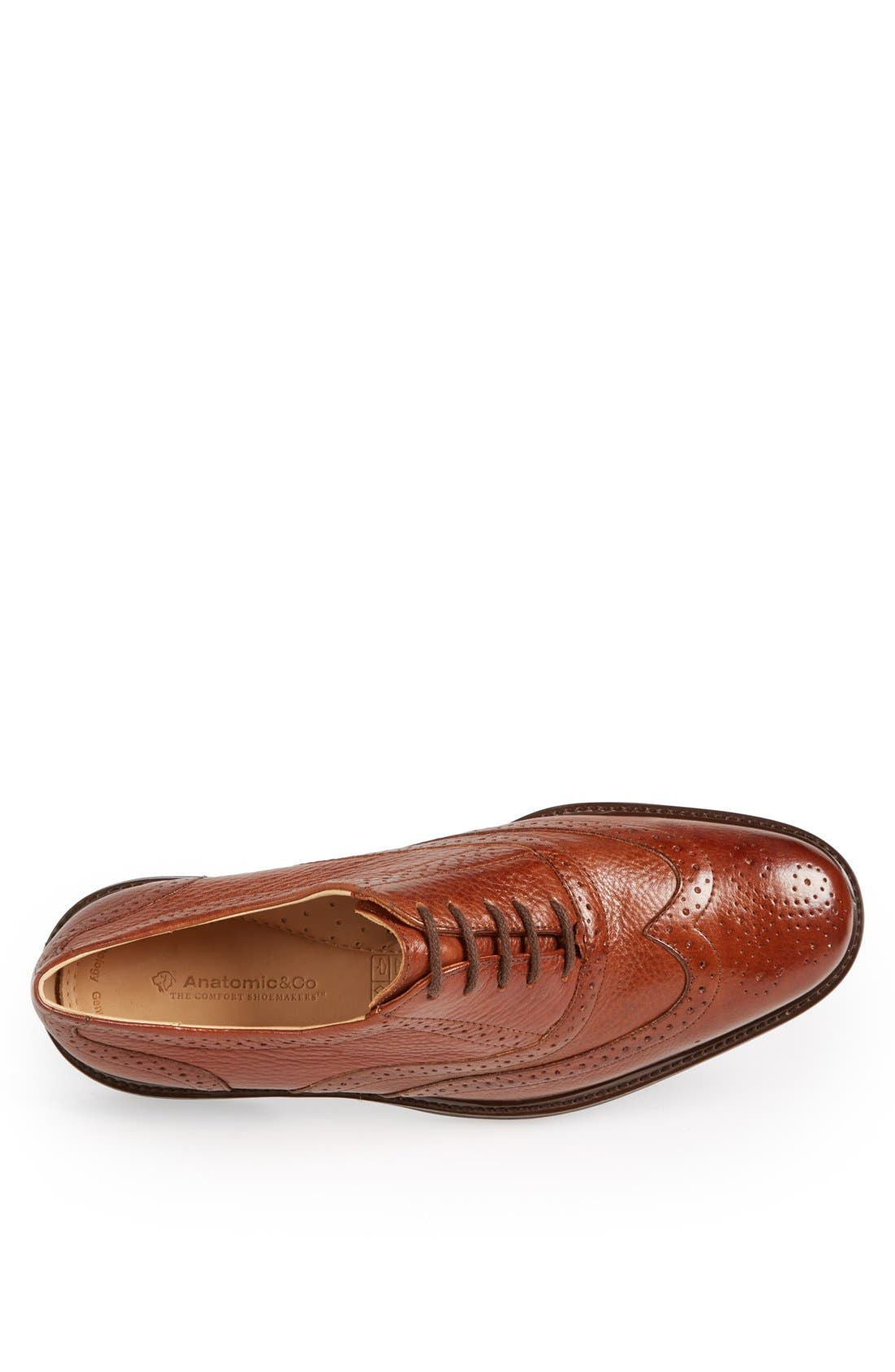 Alternate Image 3  - Anatomic & Co 'Gabriel' Wingtip (Men)