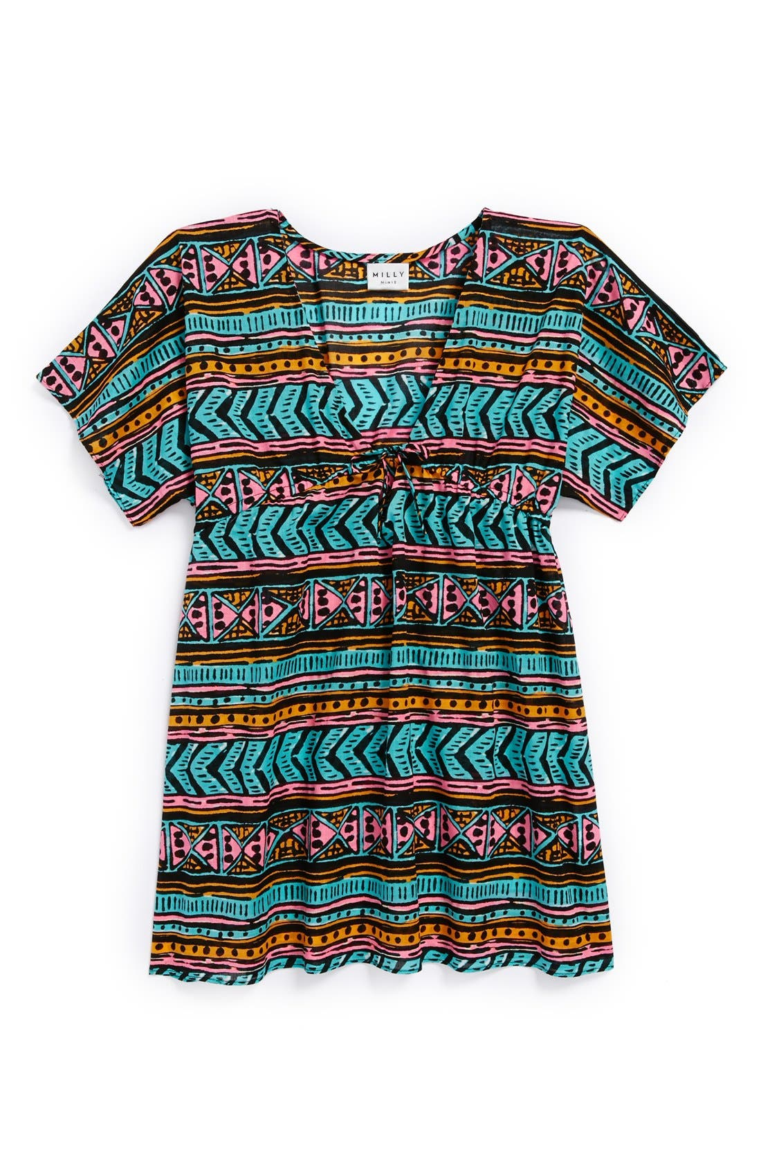 Main Image - Milly Minis Print Cover-Up (Toddler Girls, Little Girls & Big Girls)