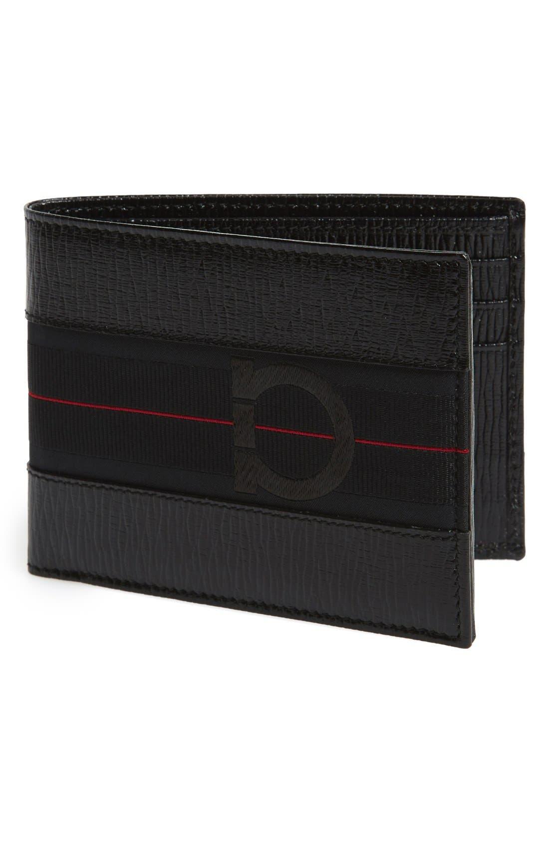 Alternate Image 1 Selected - Salvatore Ferragamo 'Revival' Wallet