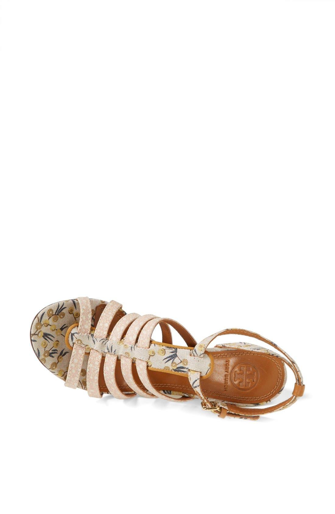 Alternate Image 4  - Tory Burch 'Charlene' Sandal