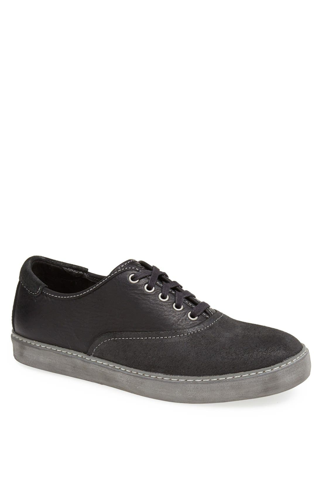 Alternate Image 1 Selected - UGG® Australia 'Garrick' Oxford Sneaker