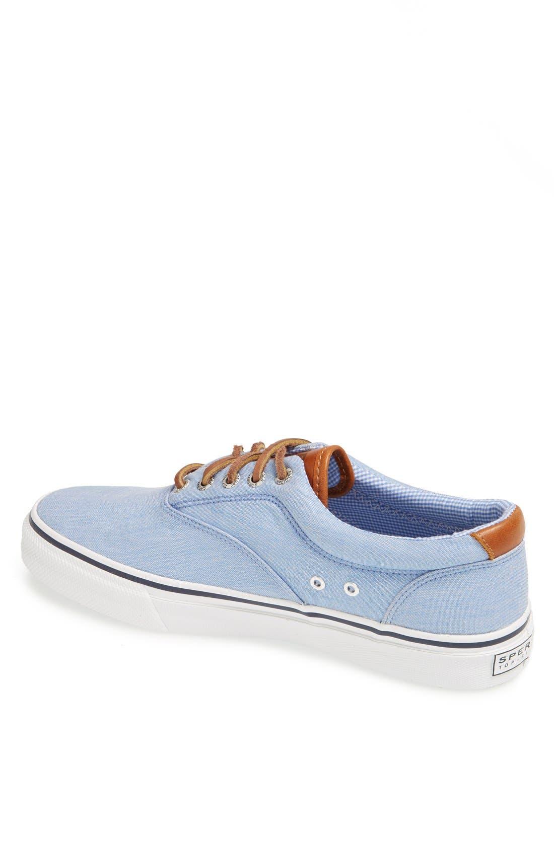 Alternate Image 2  - Sperry Top-Sider® 'CVO' Chambray Sneaker (Men)
