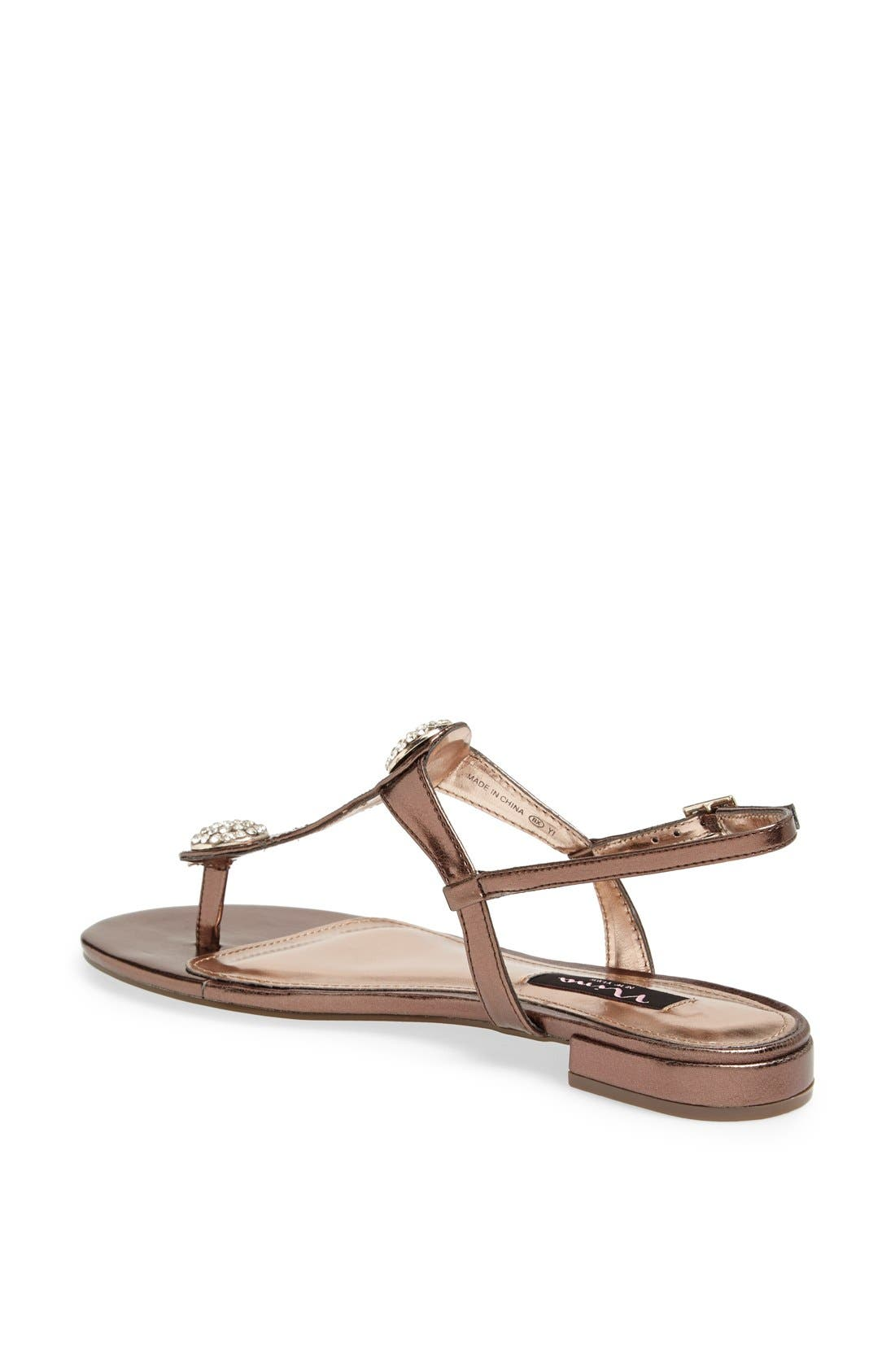 Alternate Image 2  - Nina 'Darya' Sandal
