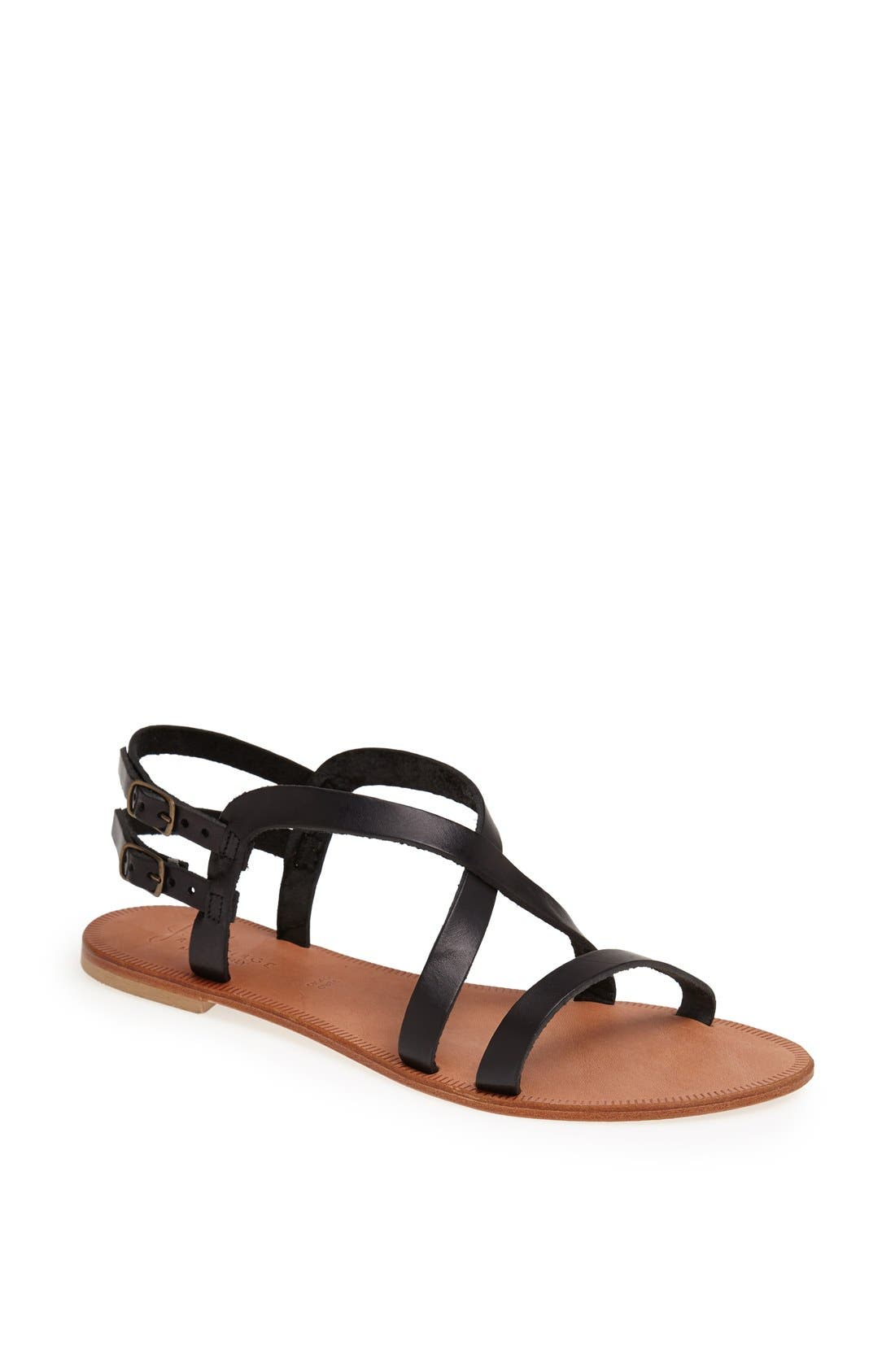 Main Image - Joie a la Plage 'Socoa' Leather Sandal (Women)