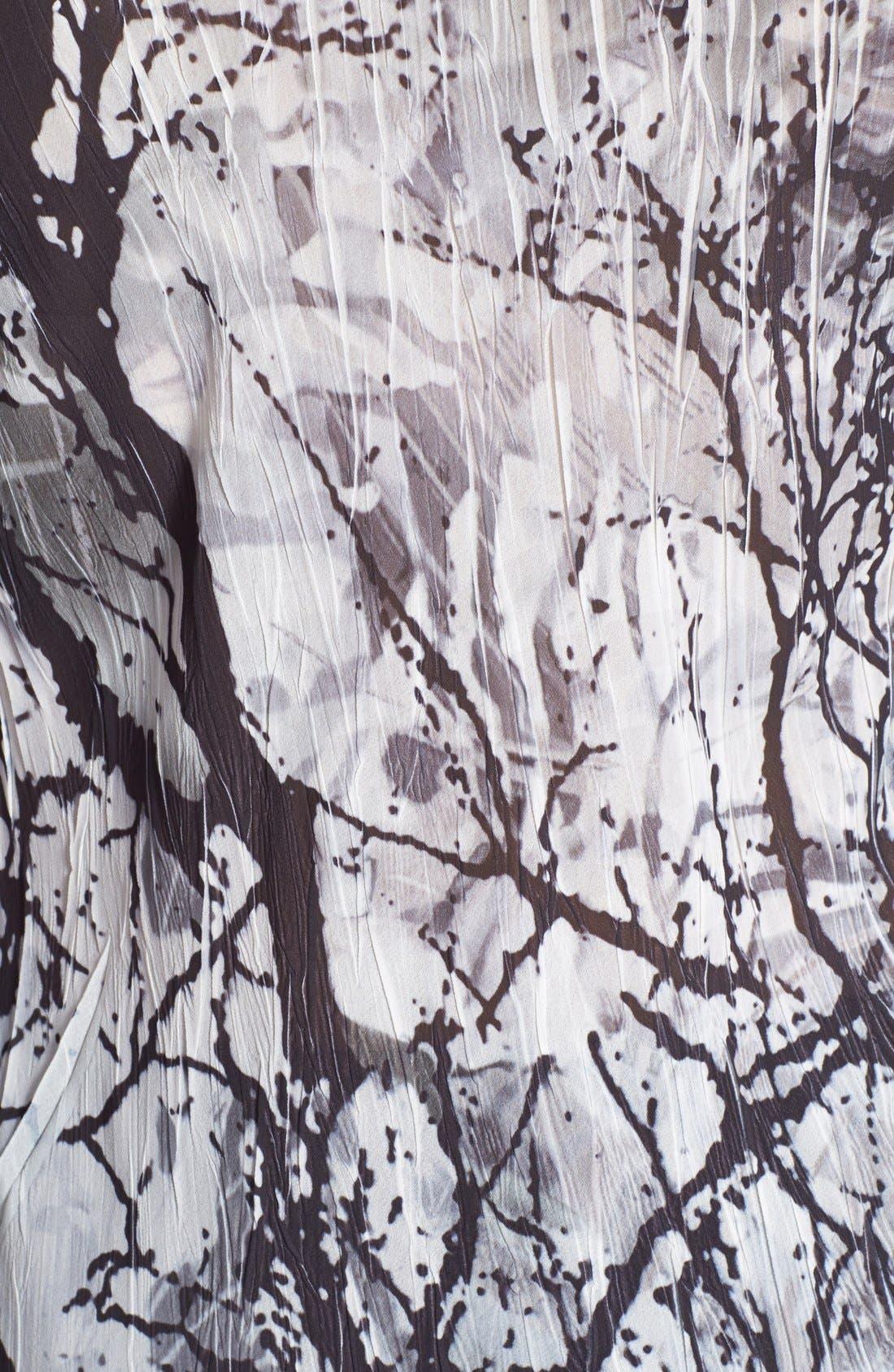 Alternate Image 3  - Komarov Asymmetrical Scoop Neck Print Tunic