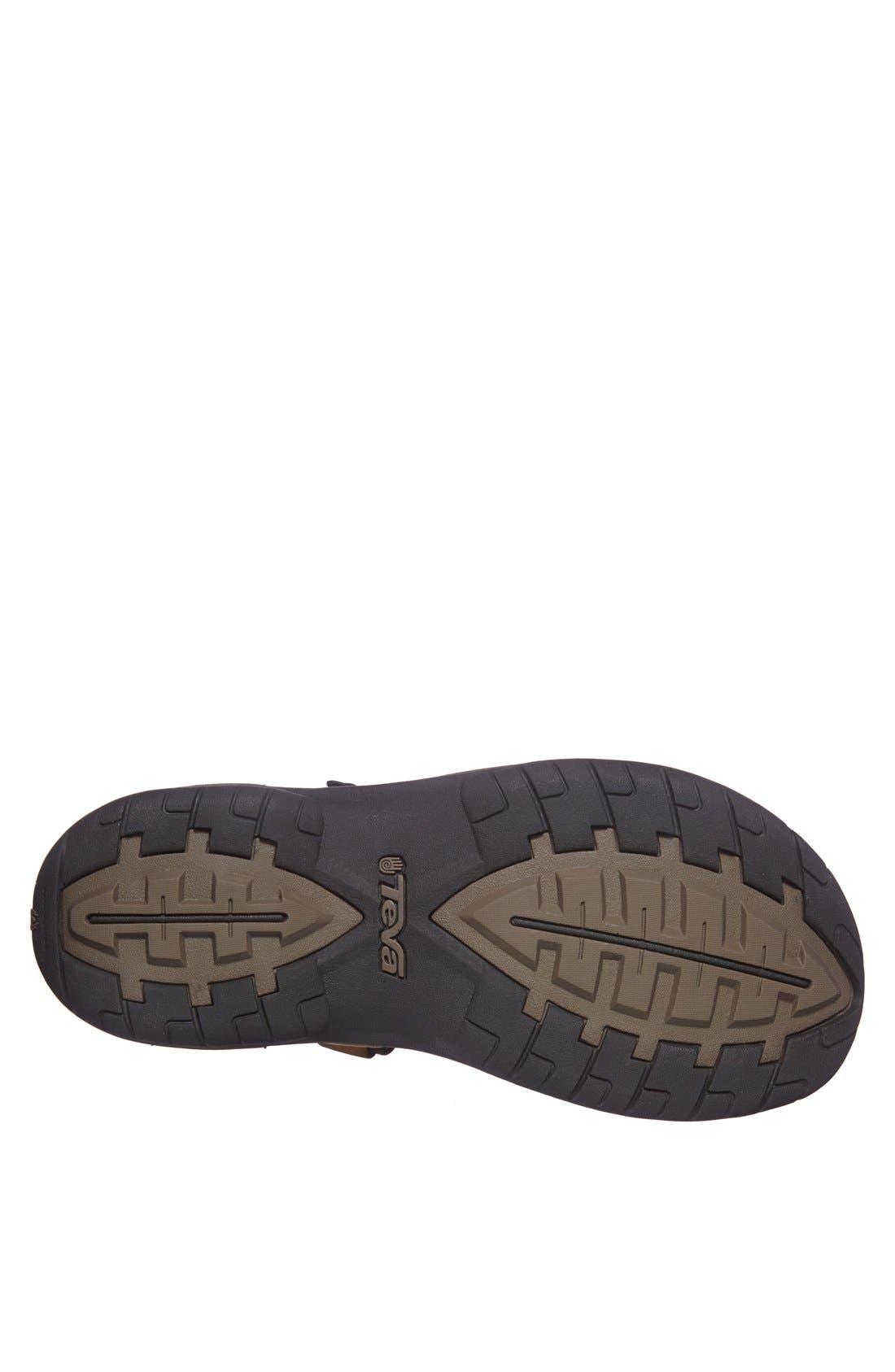 Alternate Image 4  - Teva 'Jetter' Sandal (Men)