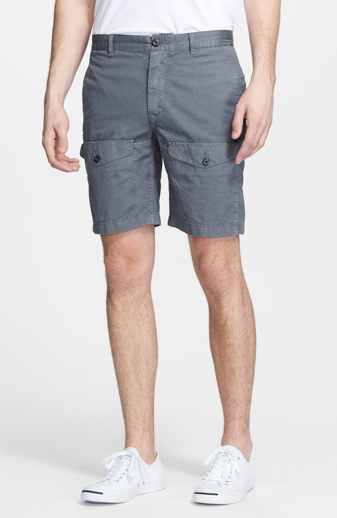 Alternate Image 1 Selected - Jack Spade 'Trenton' Utility Shorts