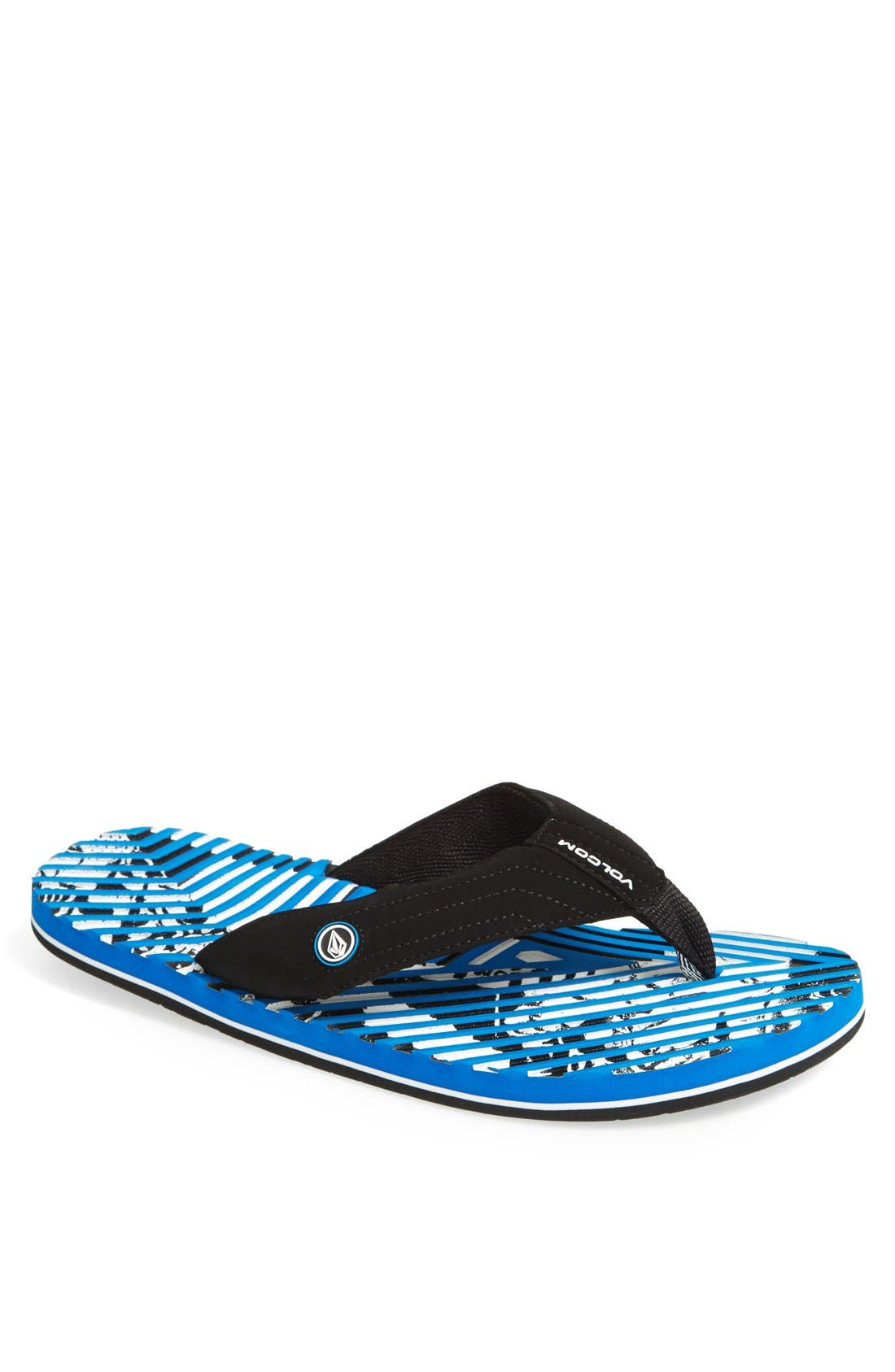 Alternate Image 1 Selected - Volcom 'Fraction' Flip Flop (Men)