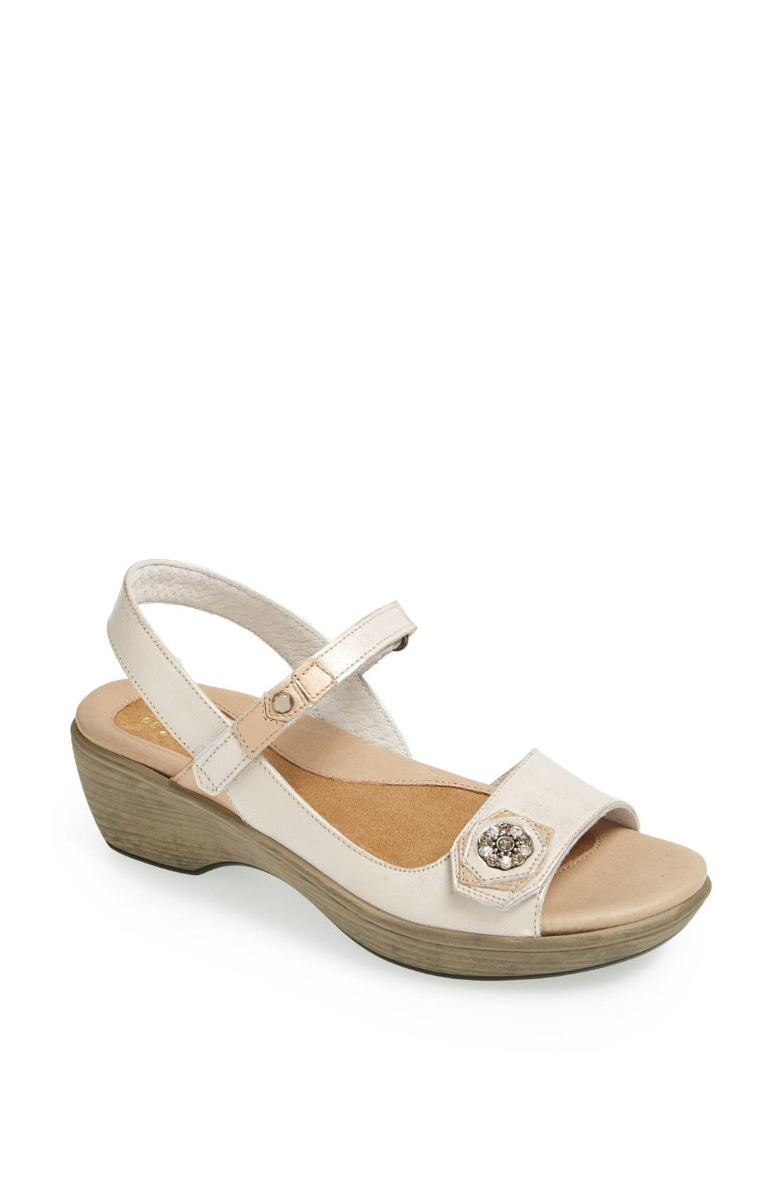 Alternate Image 1 Selected - Naot 'Reserve' Sandal