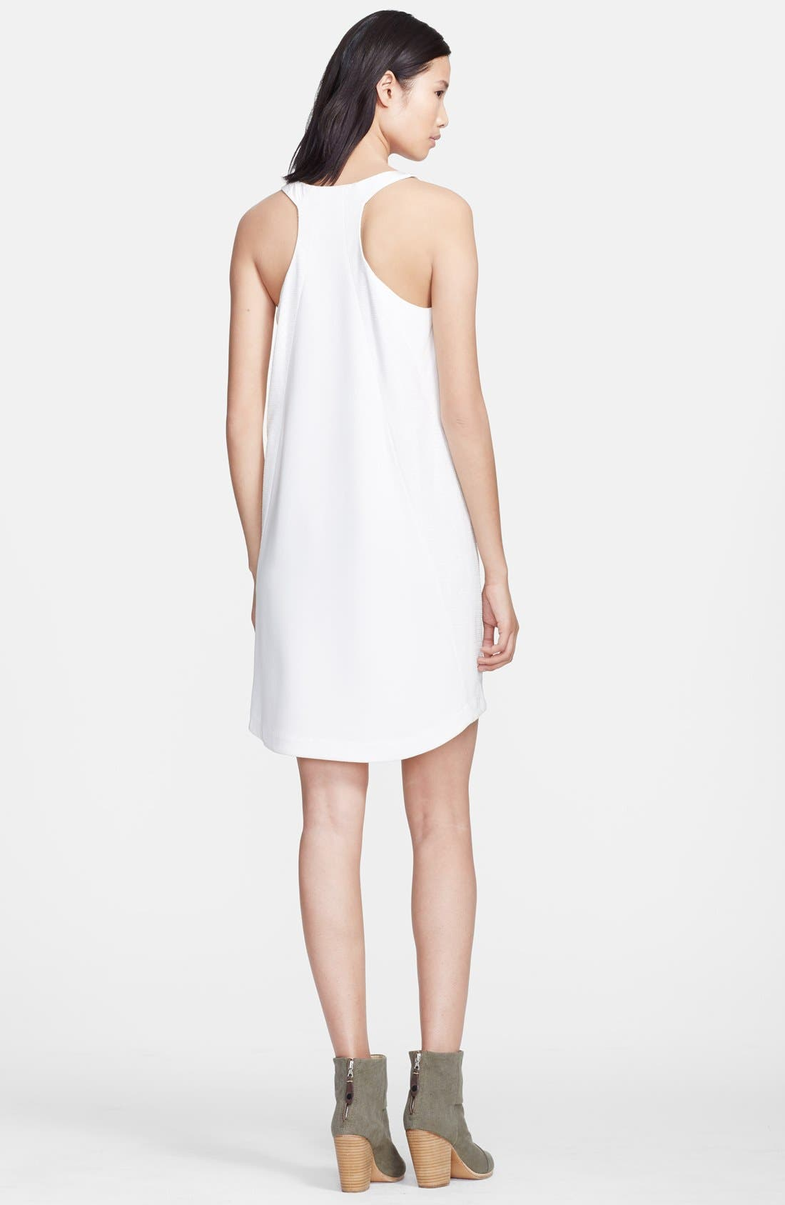 Alternate Image 2  - rag & bone Racerback Shift Dress