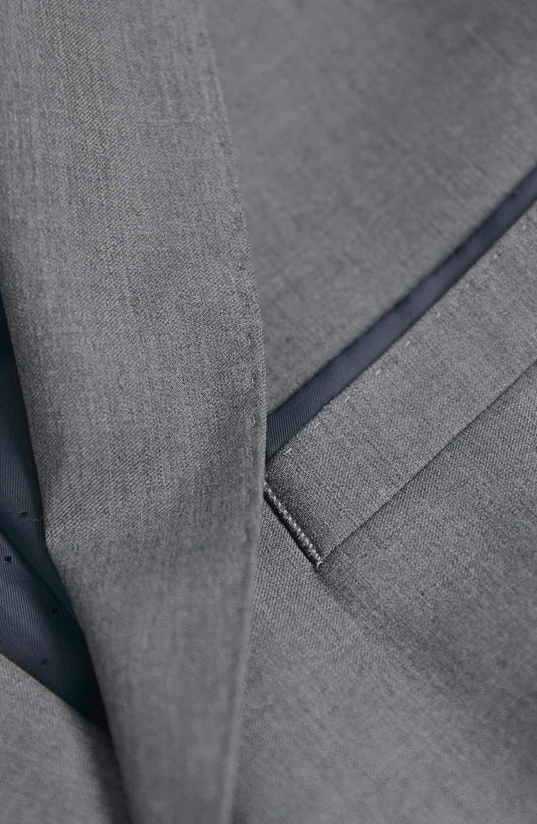 Alternate Image 3  - Topman Skinny Fit Blazer